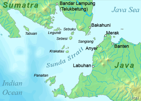 281 Dead, Hundreds Injured in Indonesia Tsunami   Voice of ...