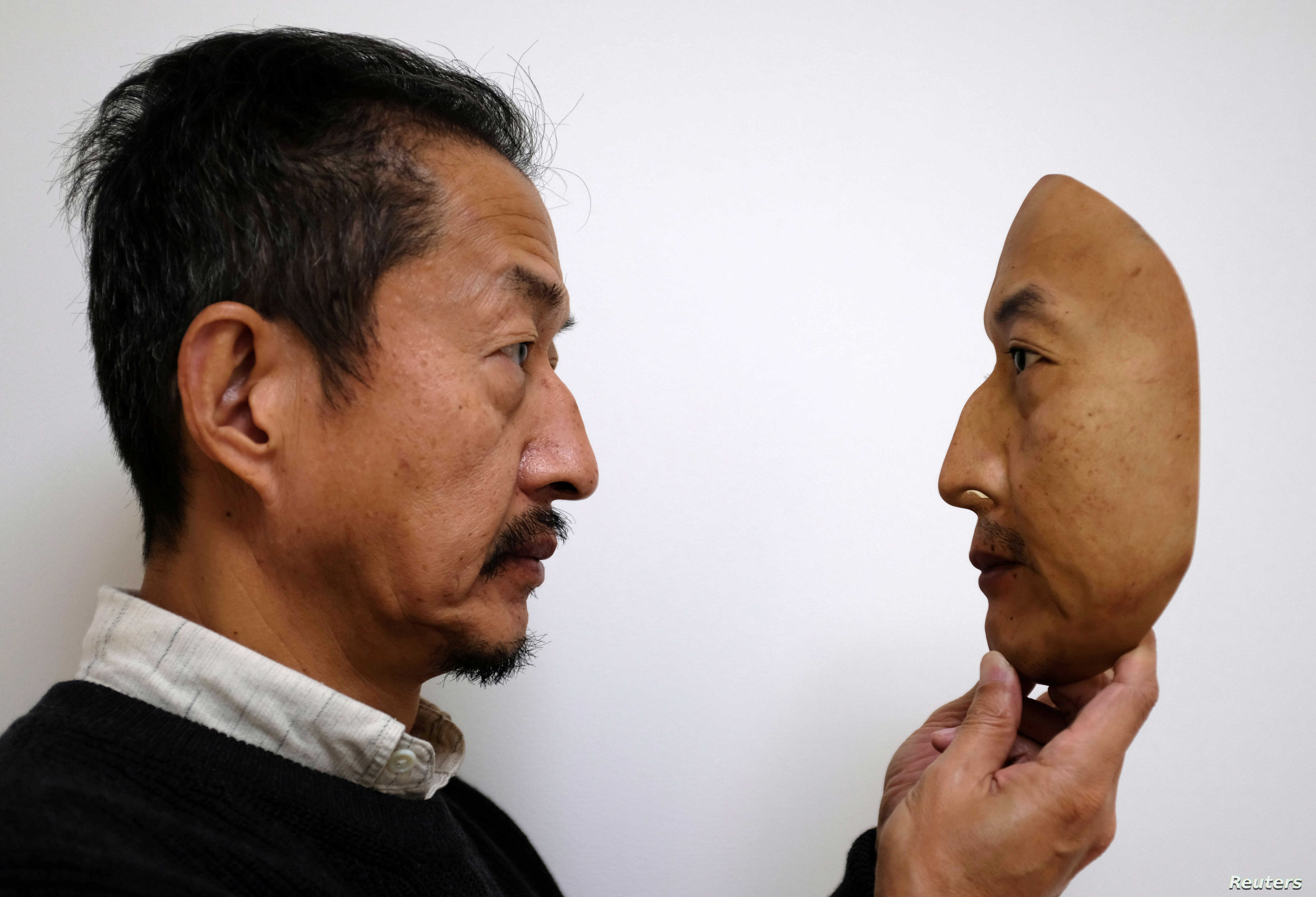 Realistic Masks Made in Japan Find Demand from Tech, Car