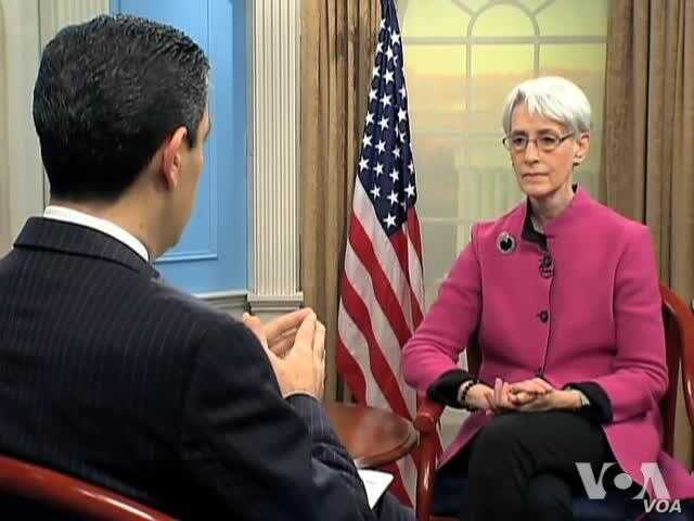 Top US Negotiator: Time for 'Pause' on Iran Sanctions