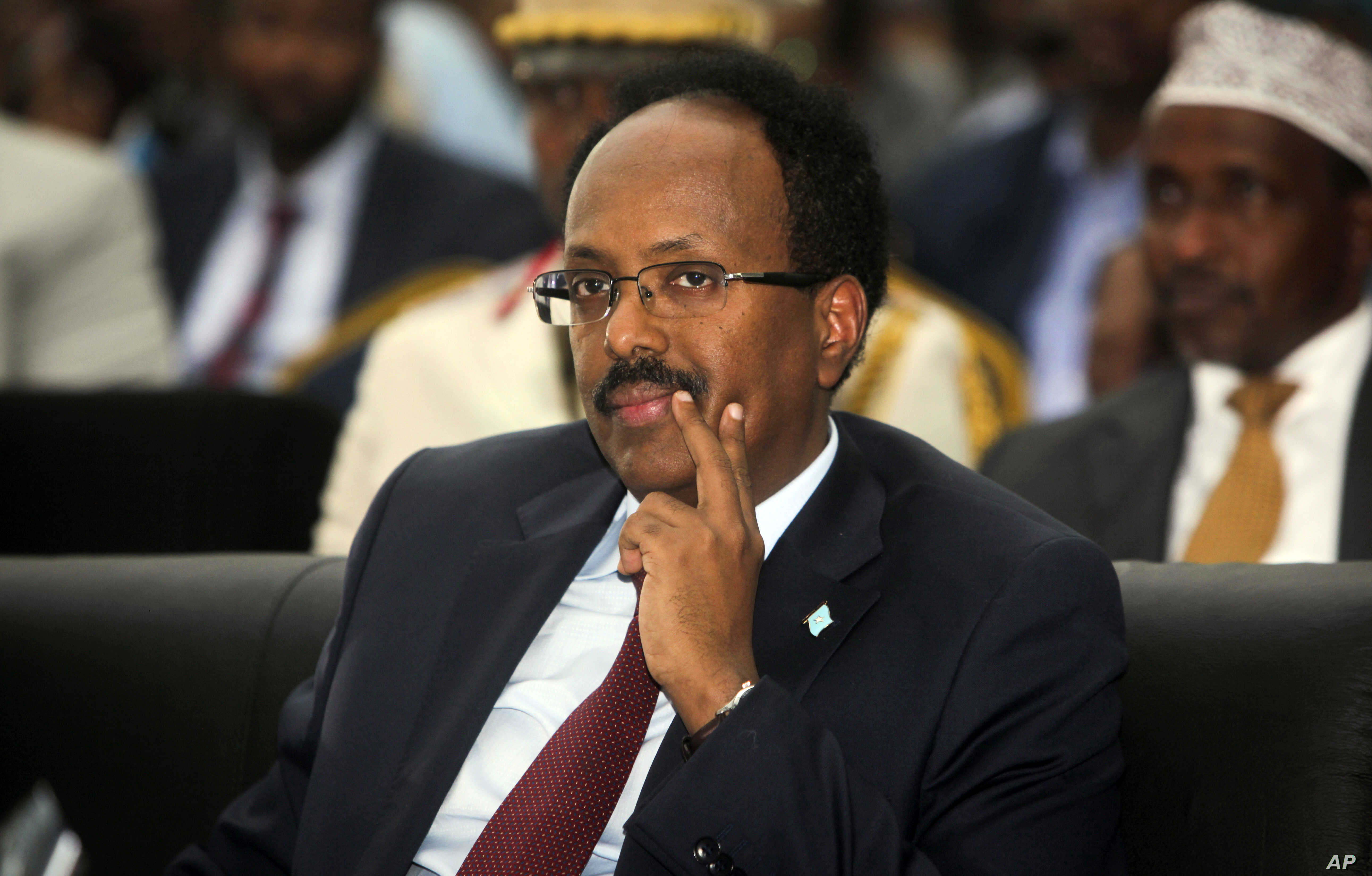 New Somali President Pledges to Tackle Issues of Insecurity