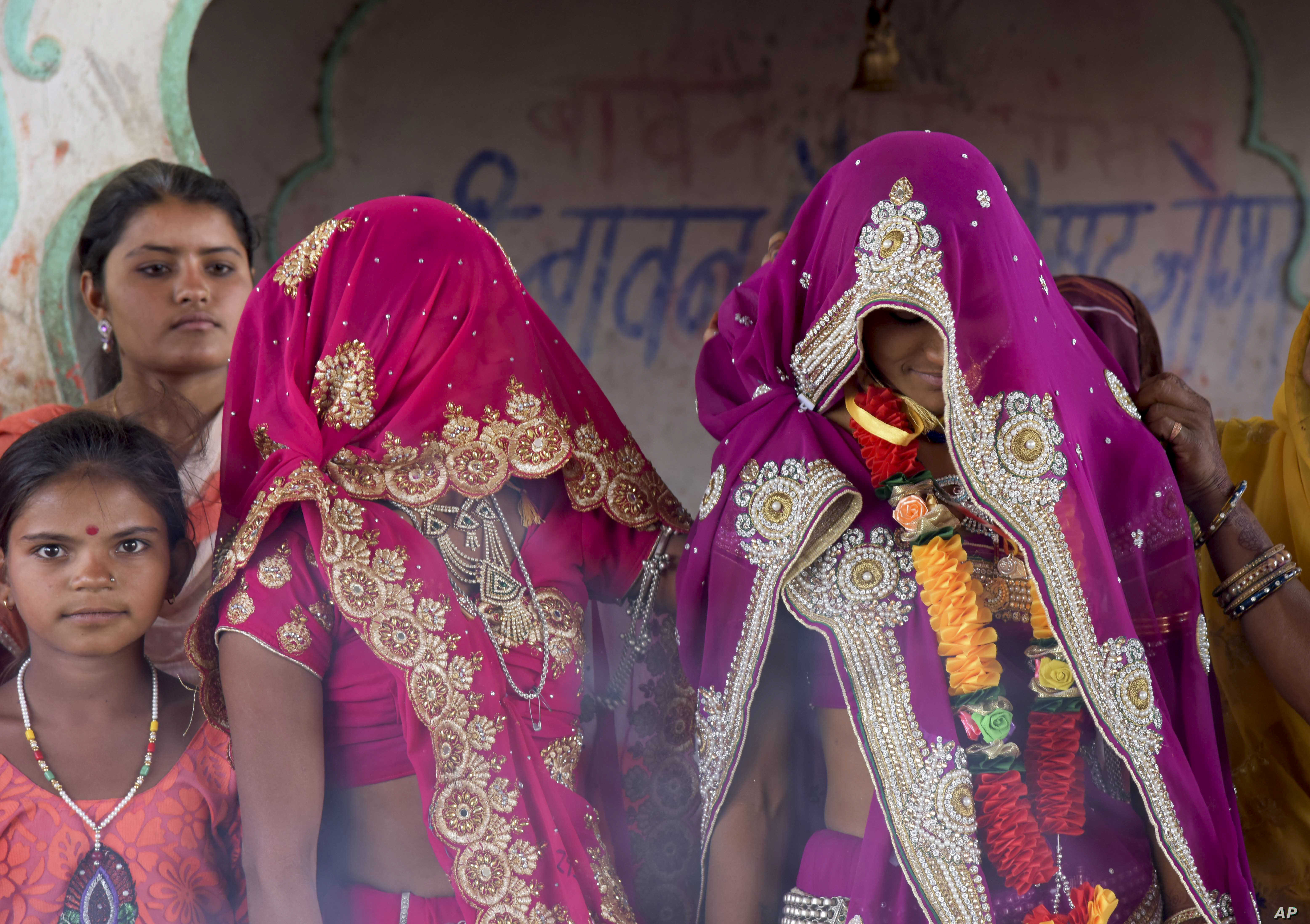 World Risks Missing Goal of Ending Child Marriage by 2030