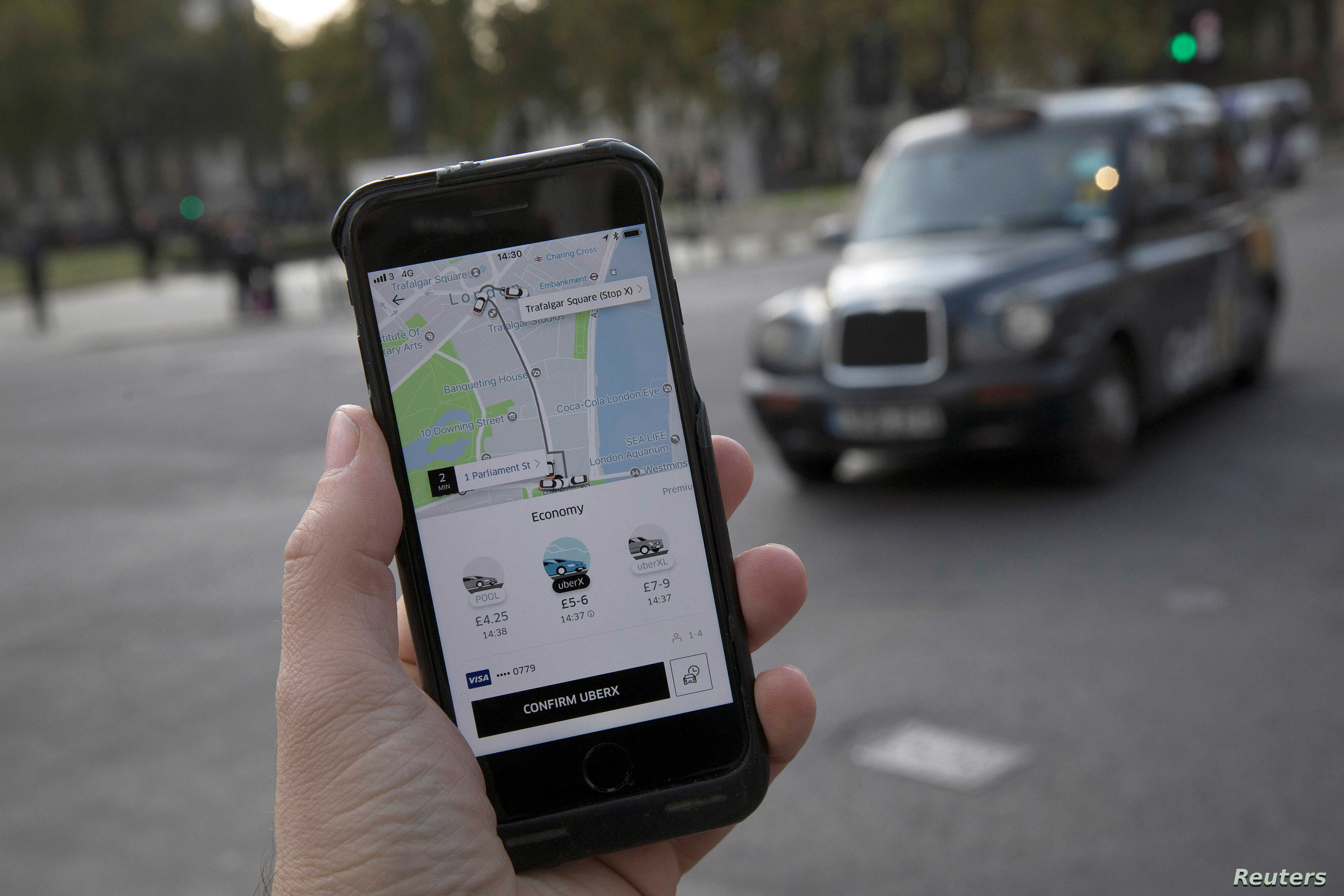Uber Reveals Cover-up of Hack Affecting 57M Riders, Drivers | Voice