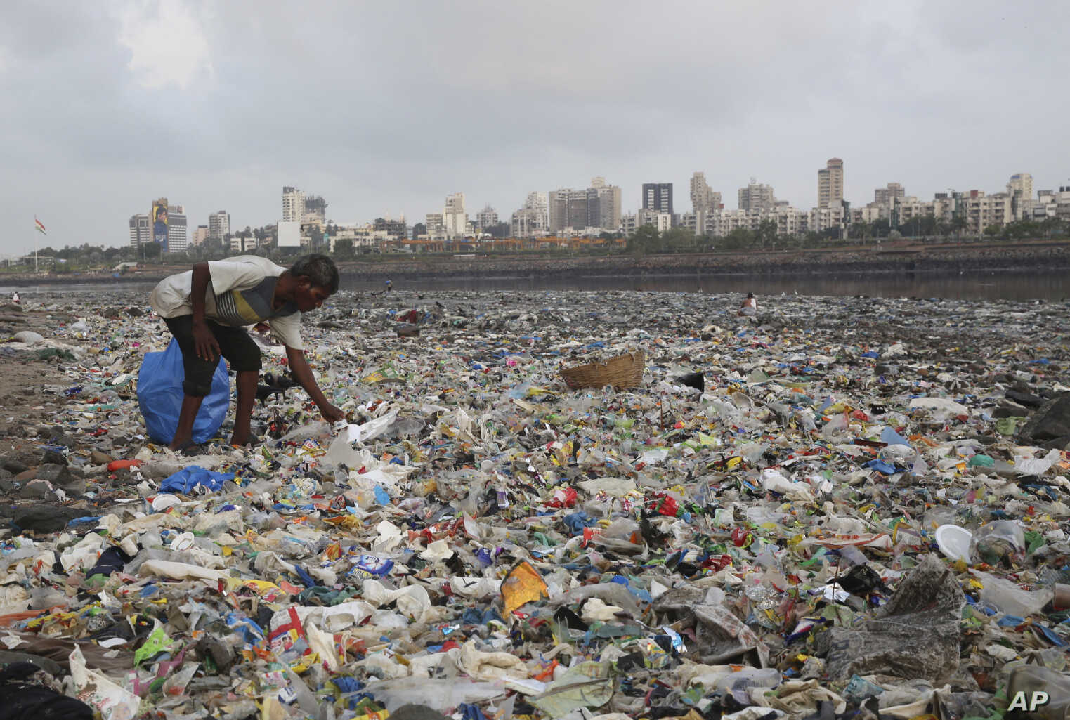 Plastics Contribute to Global Warming, Scientists Say