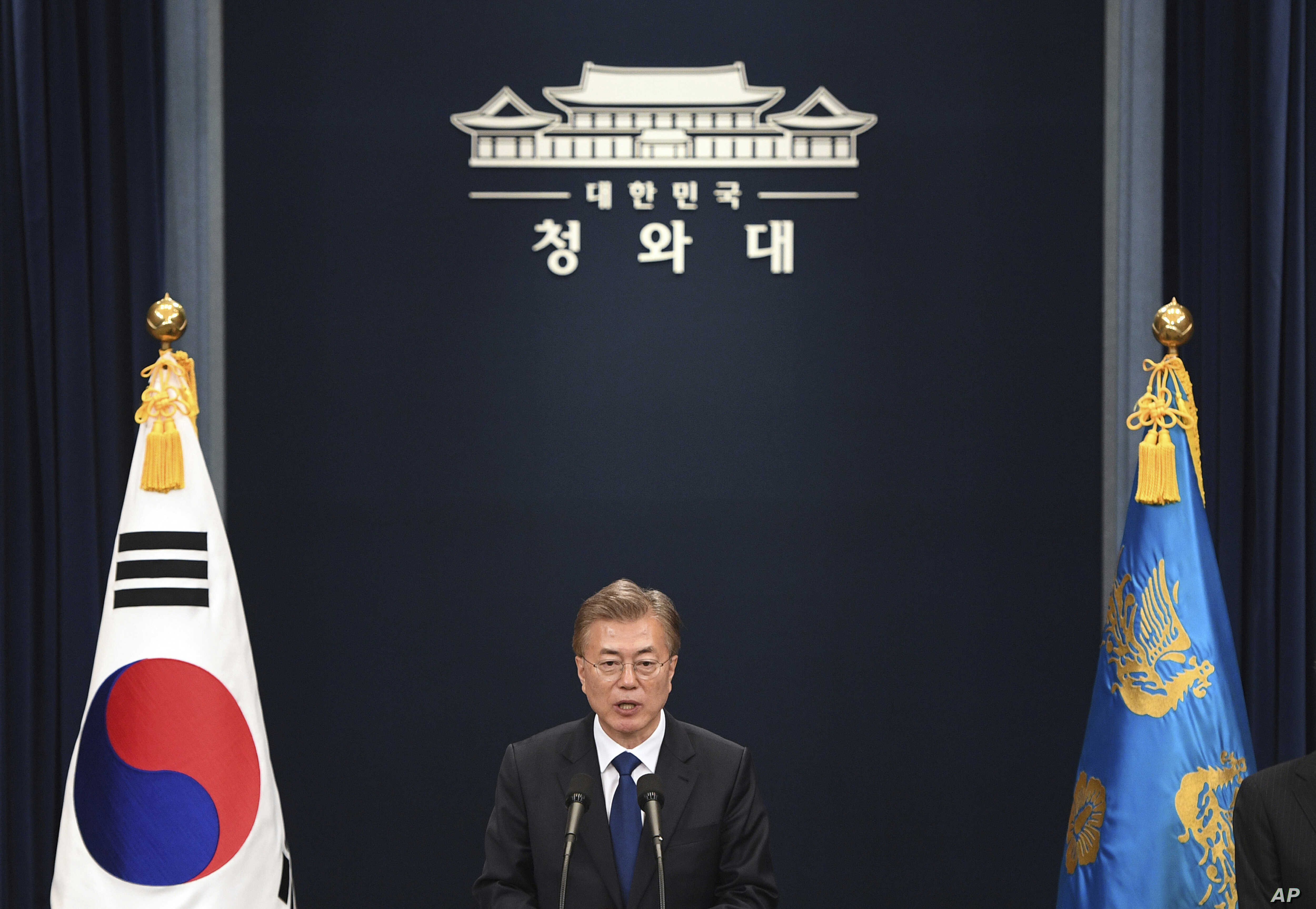 New South Korean President Tested By Latest North Korean Missile