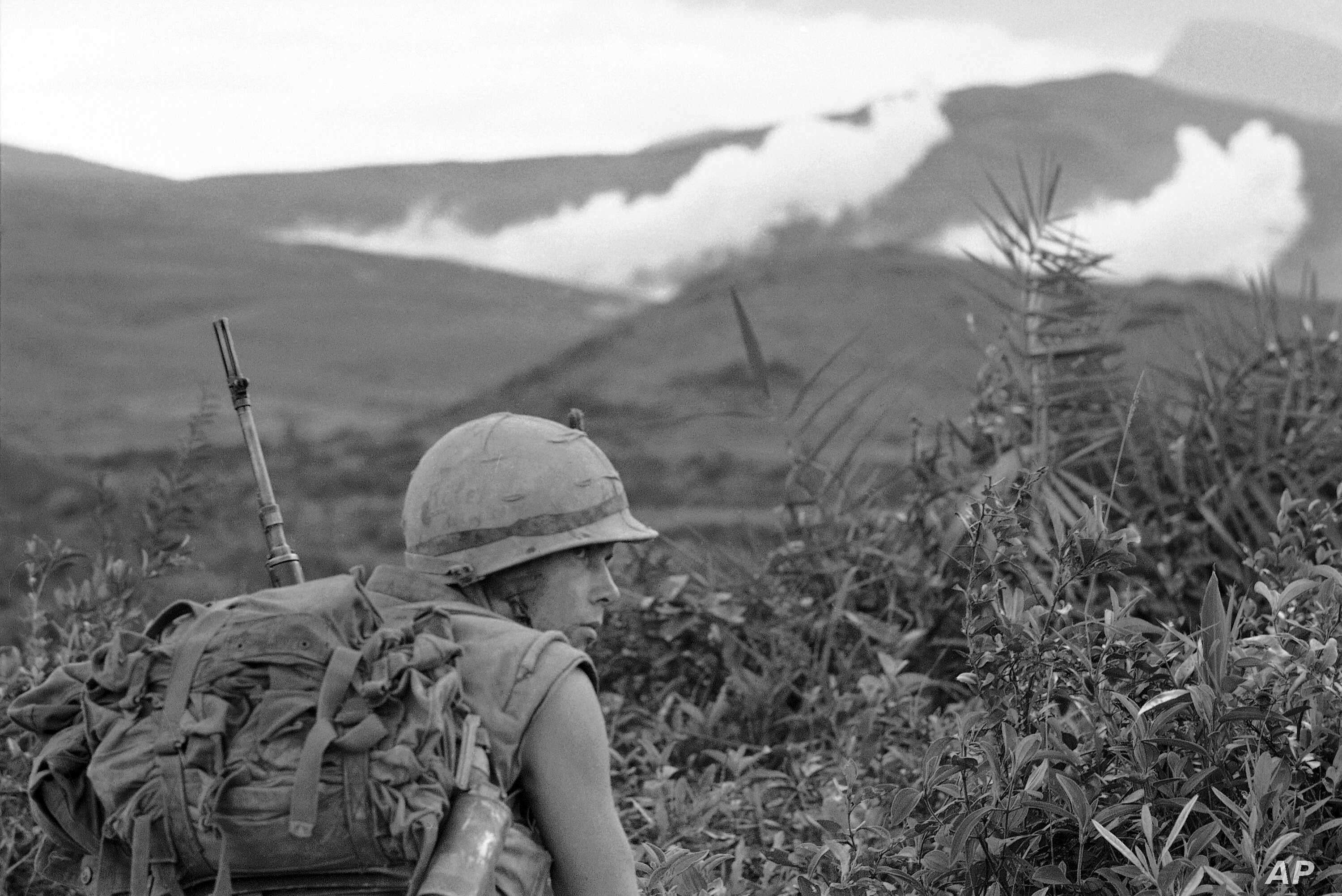 How the vietnam war affected music
