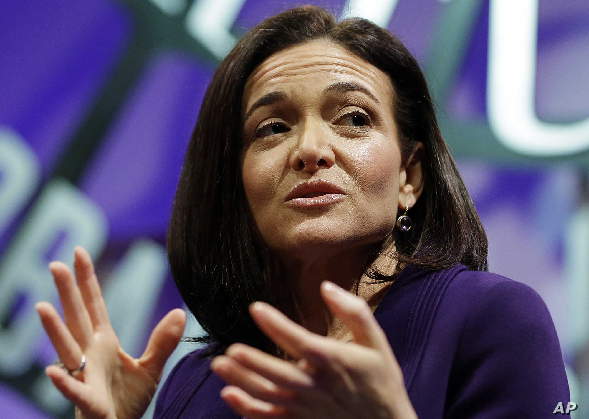 Sheryl Sandberg-Commencement Speech