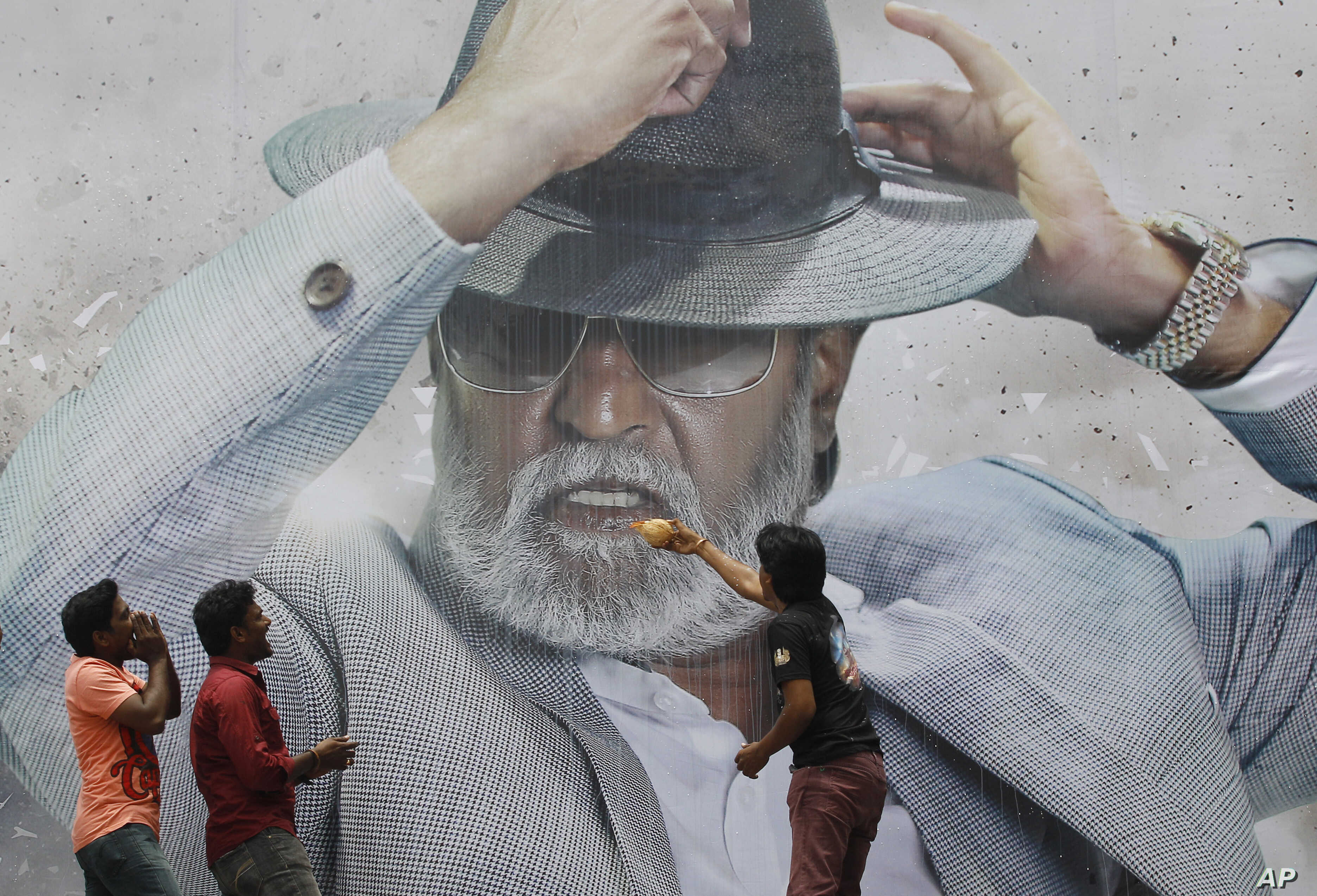Holiday in Parts of India as Fans Revel in Rajinikanth Film | Voice