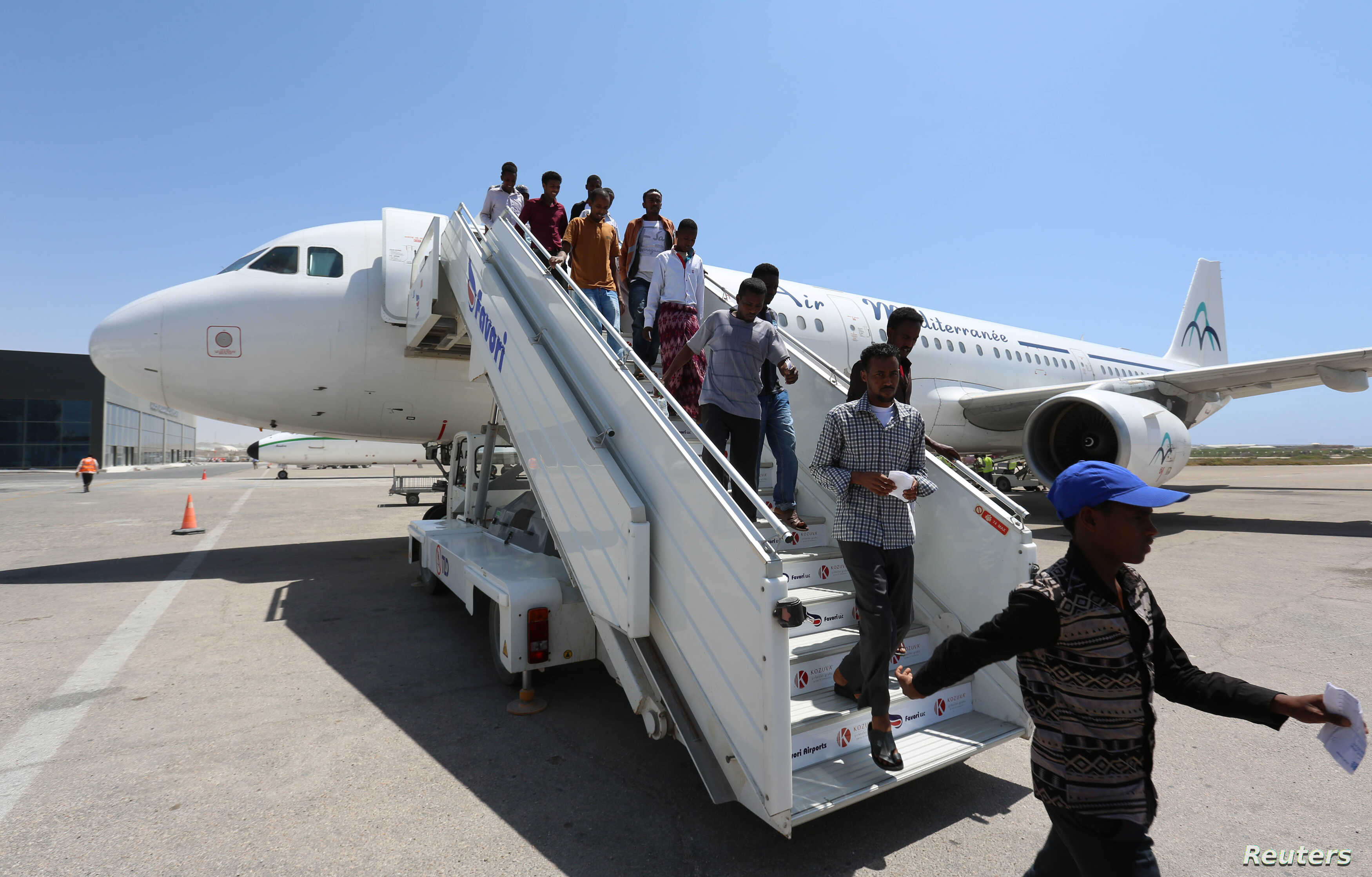 Regional Airlines Merge as Somali Airspace Draws Competition