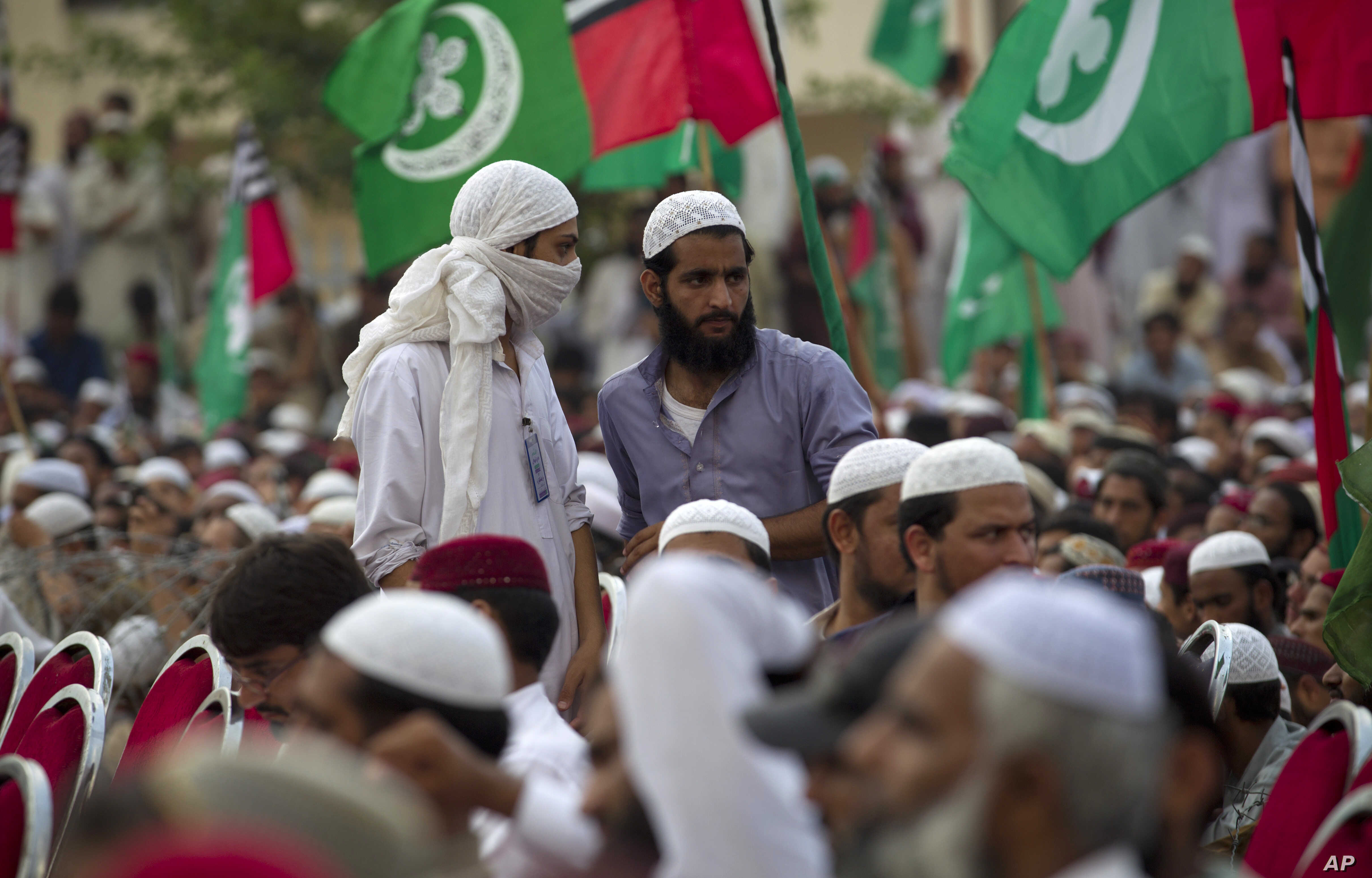 Pakistan's 'Name Game' Gives Terror Groups a Pass   Voice of