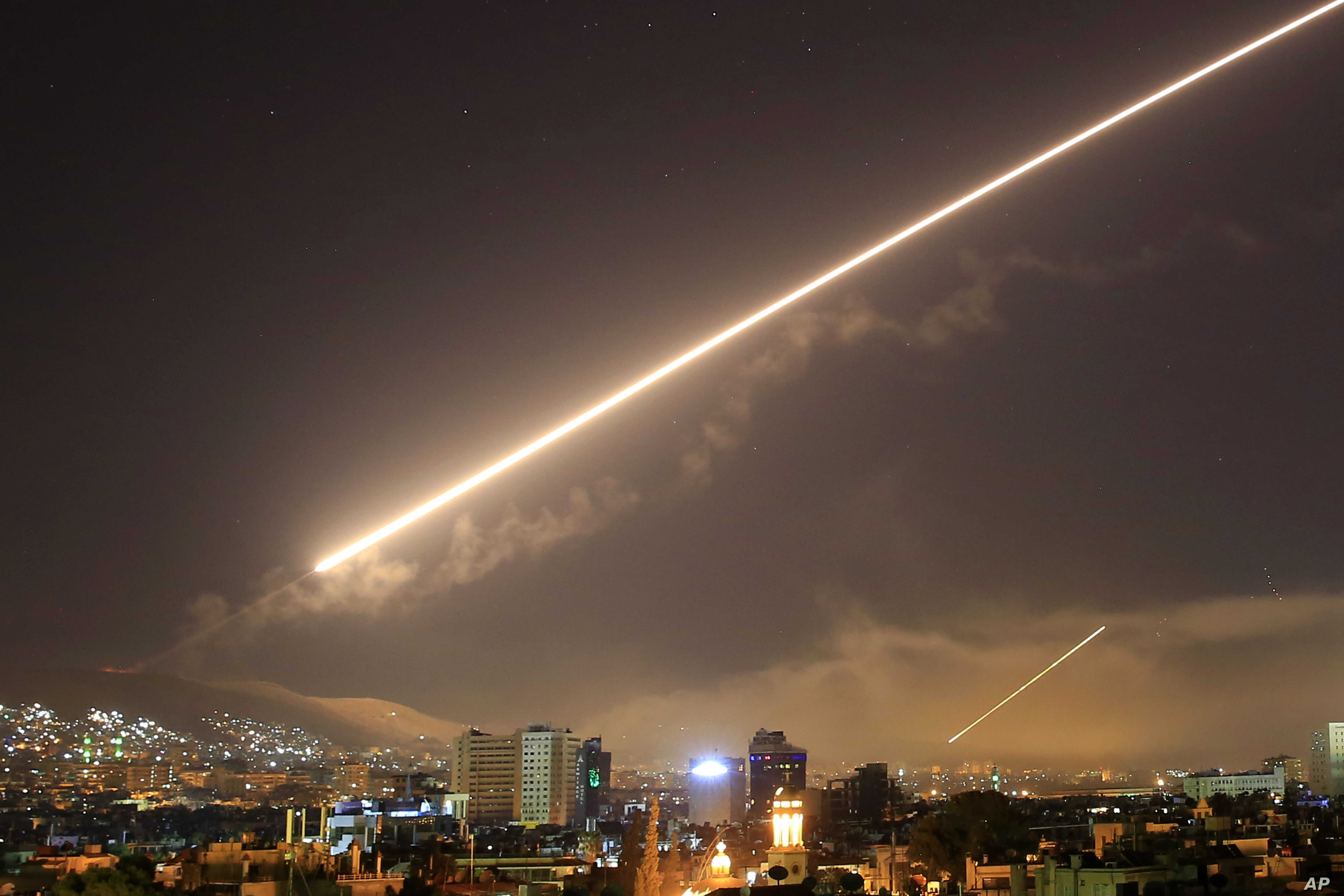 US Strike on Syria Sends Mixed Messages to North Korea