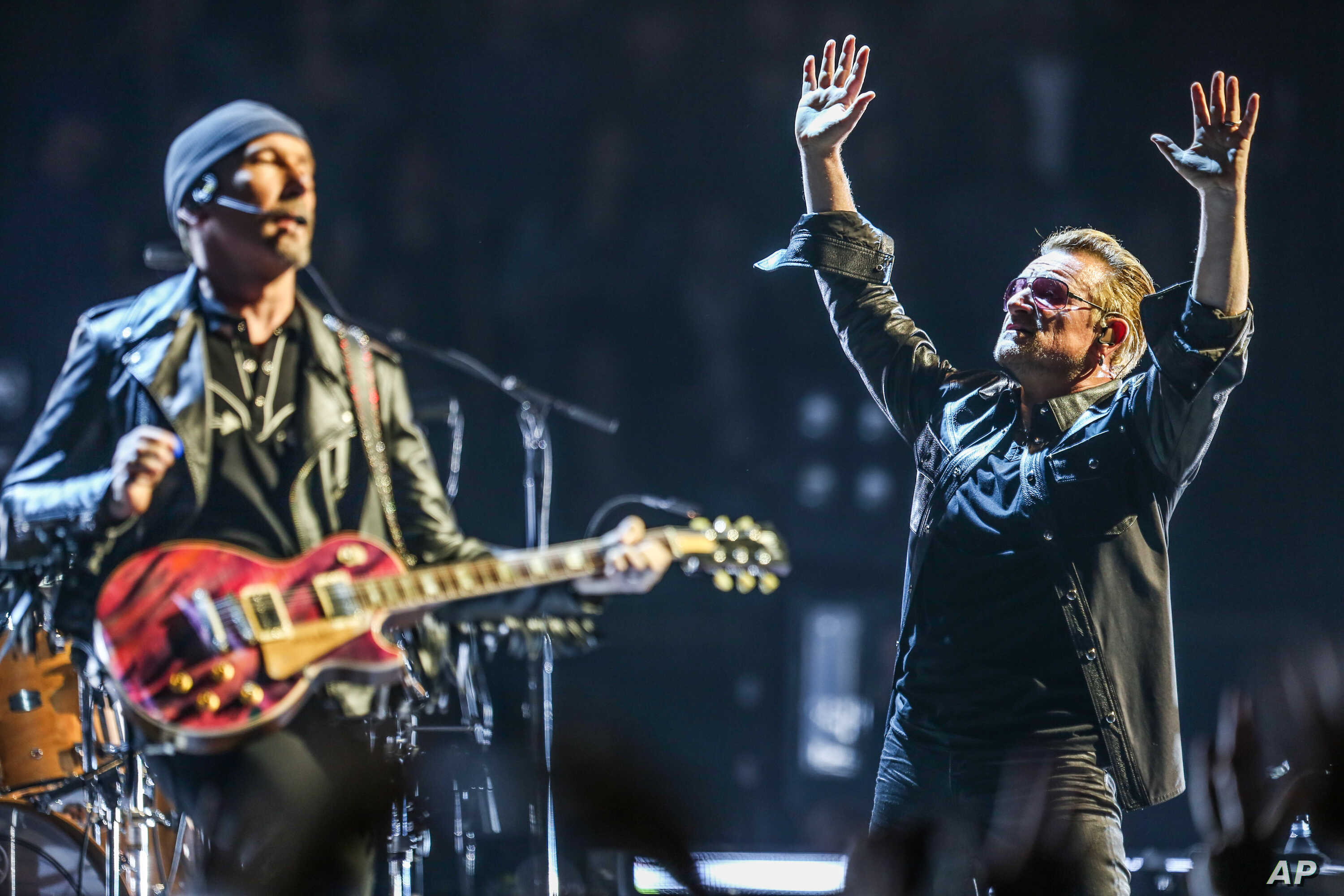 StubHub: U2 Top-selling Live Act for US Summer 2017 | Voice of