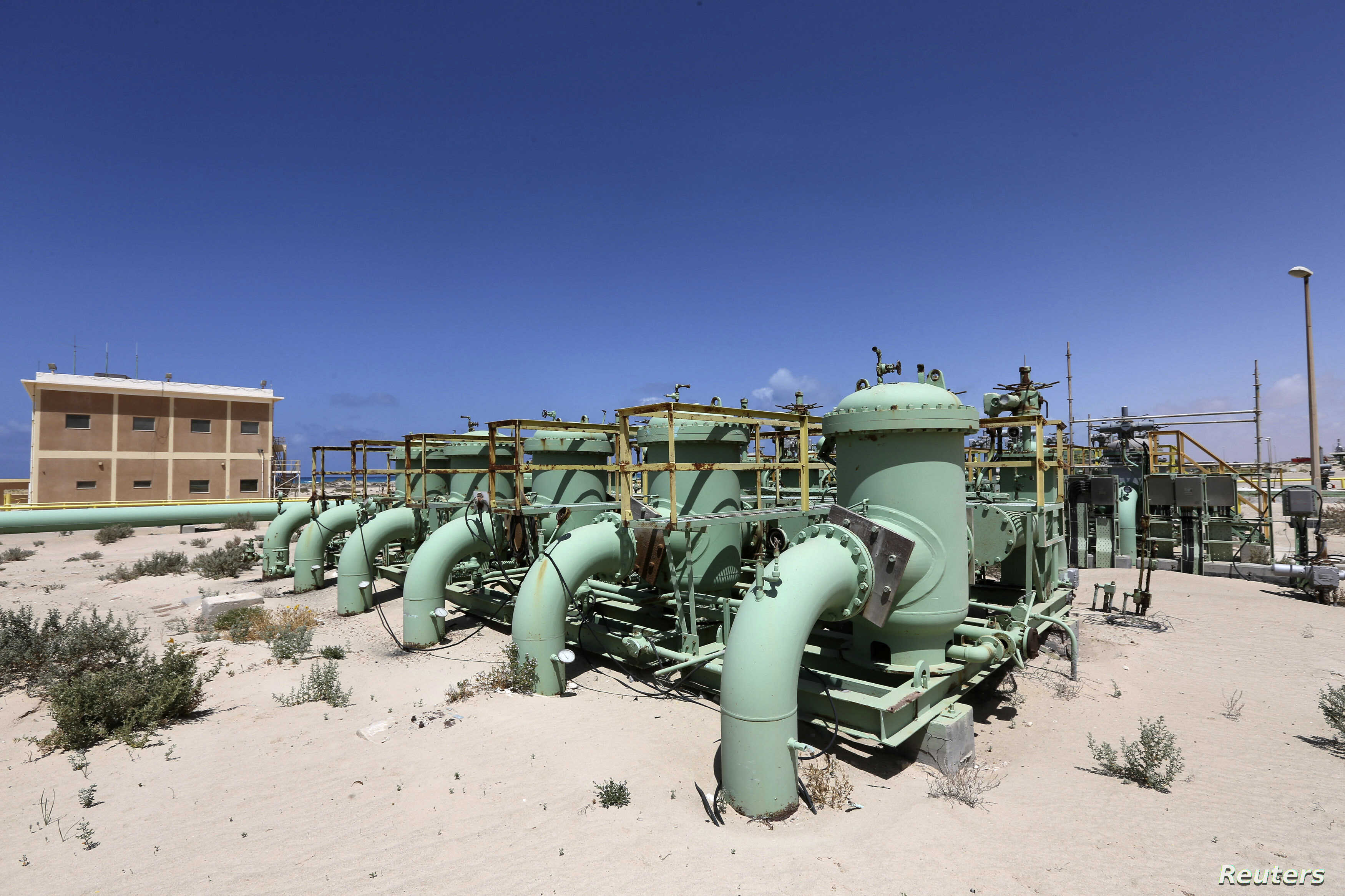 Central Bank: Lost Oil Revenues Cost Libya $30B | Voice of