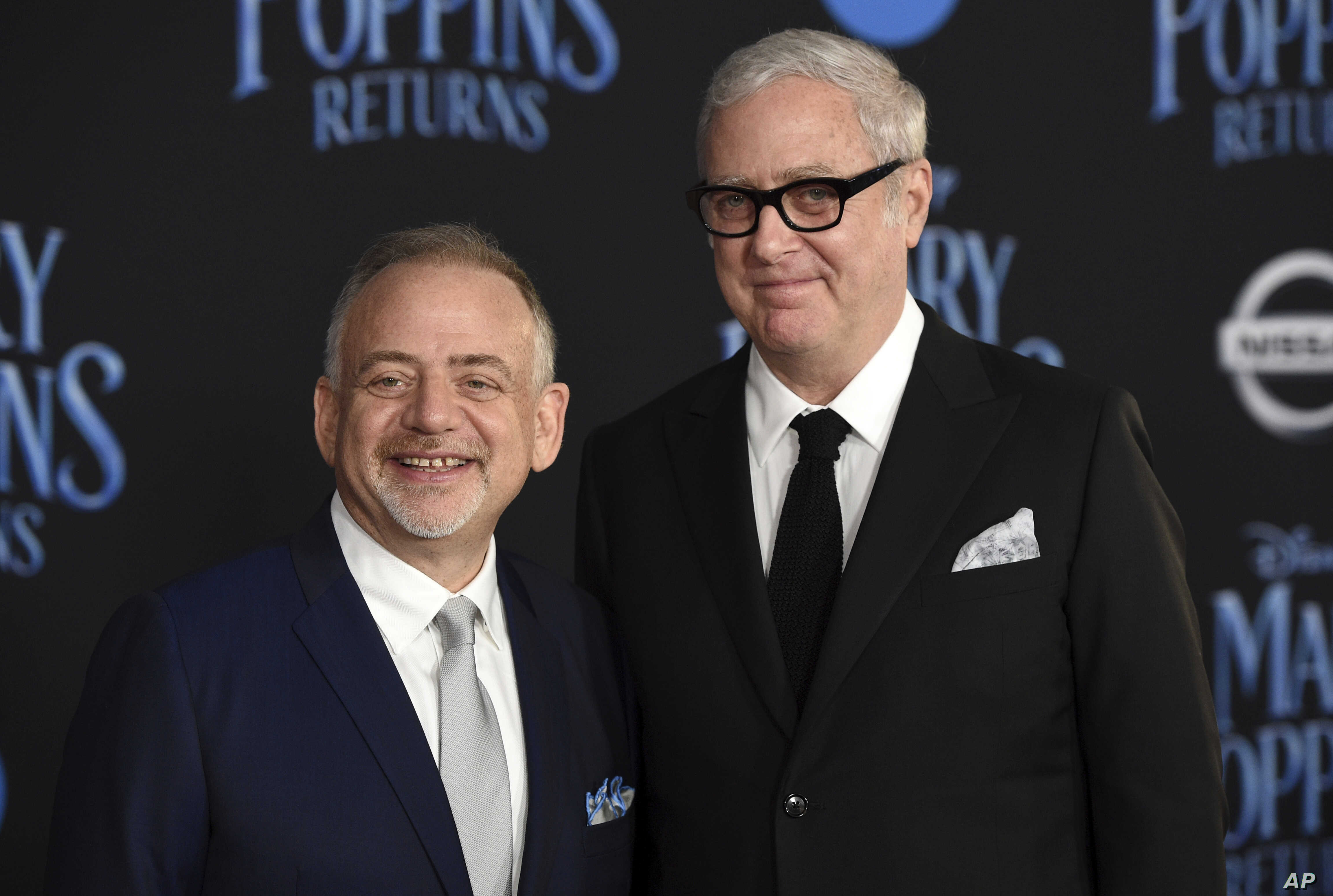 Composer Duo Faces Challenge Of New Music For Mary Poppins Voice