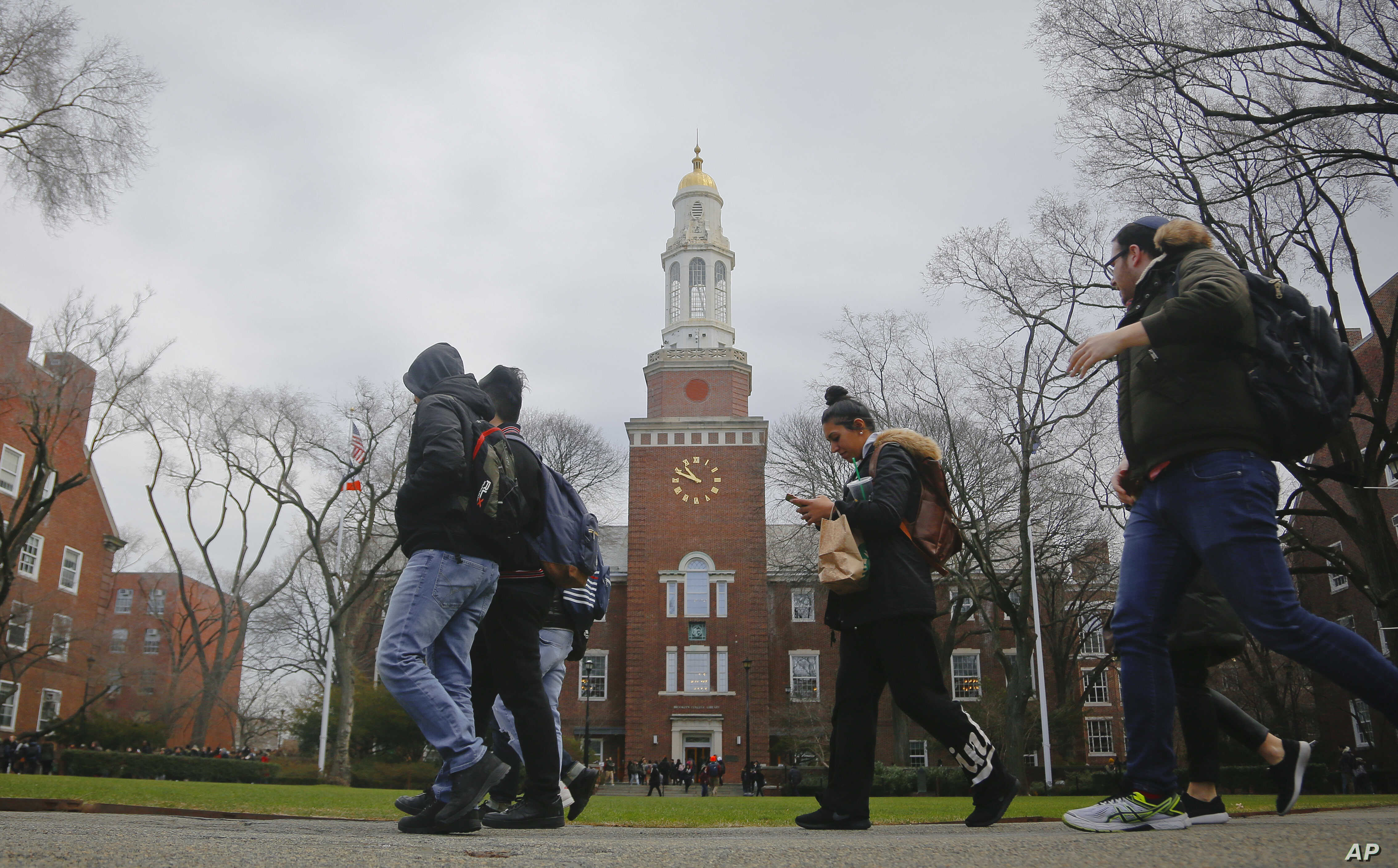 More US Colleges Seek International Students   Voice of