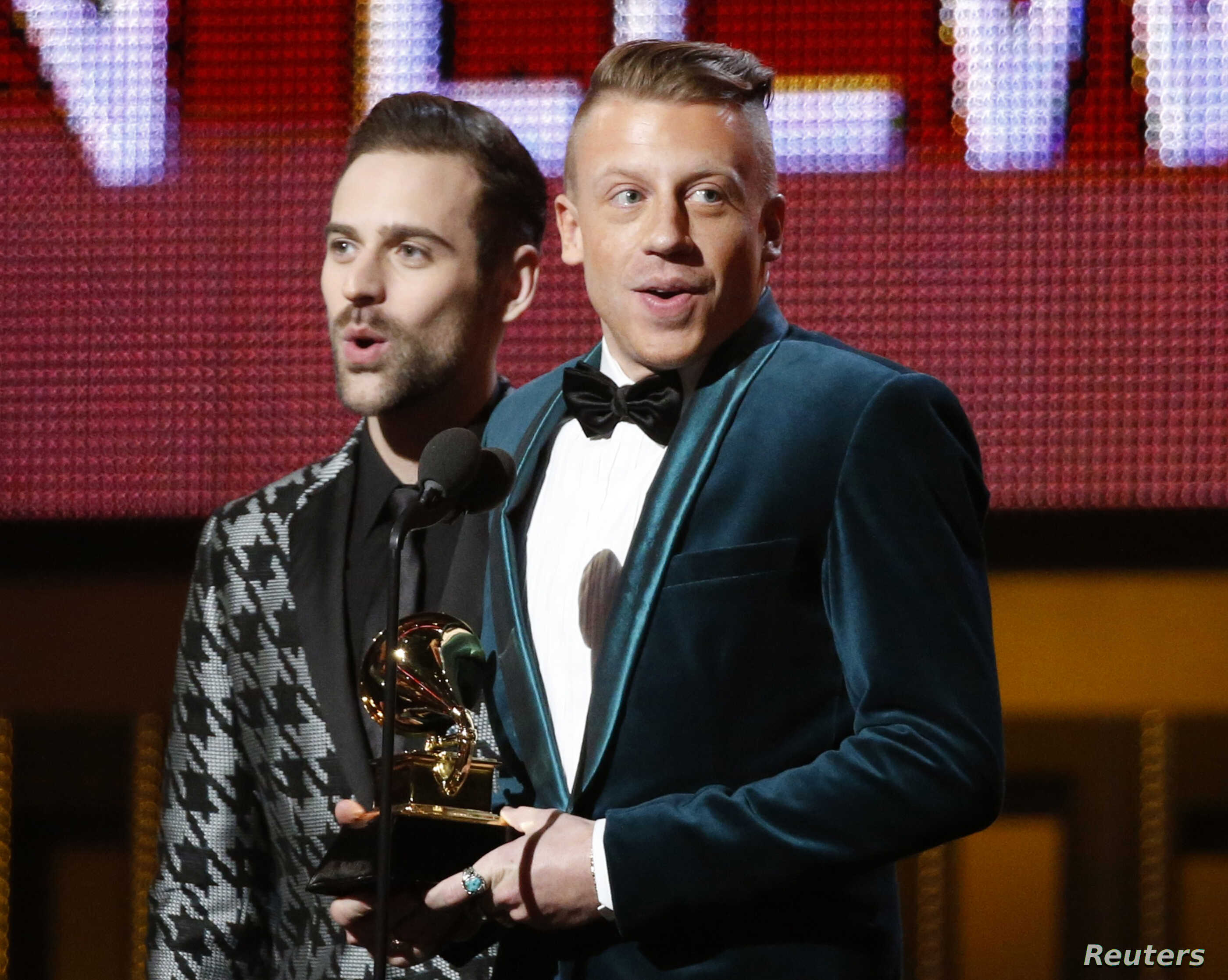 Daft Punk's 'Get Lucky' Named Record of the Year | Voice of