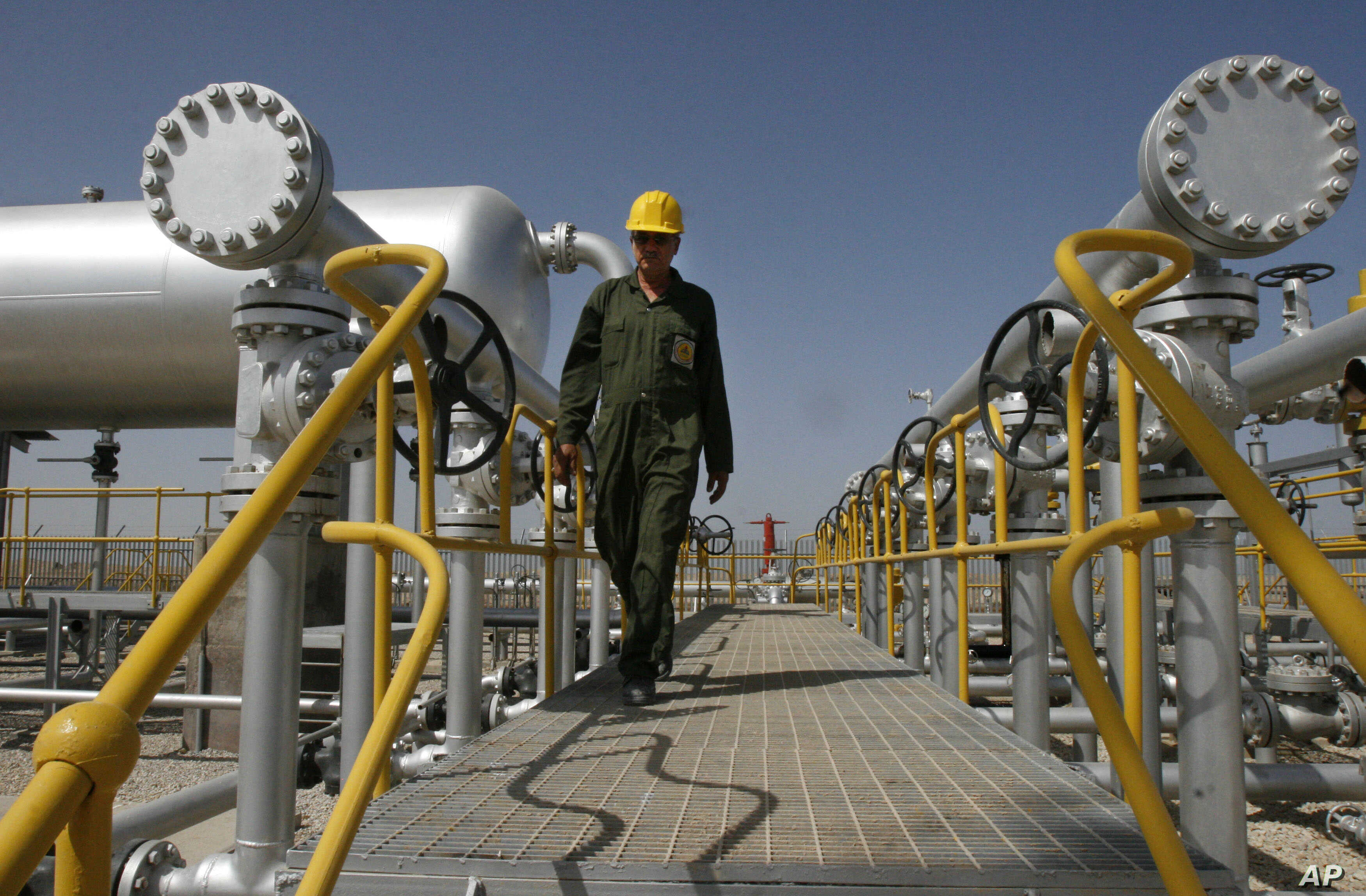 Iran, China Oil Firms Seek to Get Projects Moving | Voice of