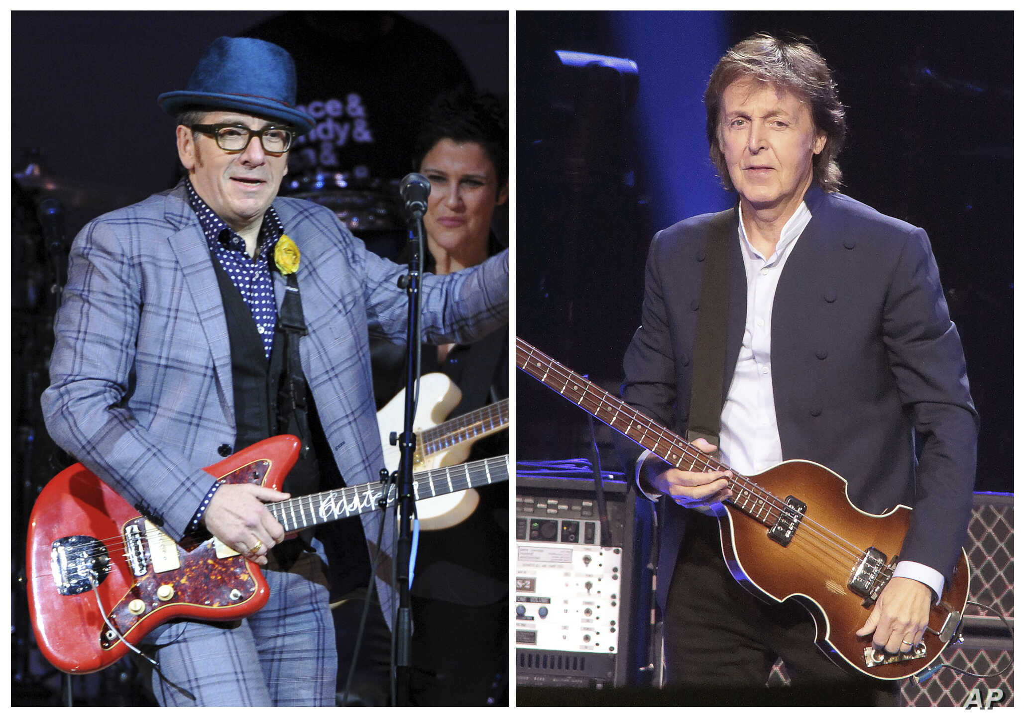 McCartney, Costello & the Album That Never Was | Voice of