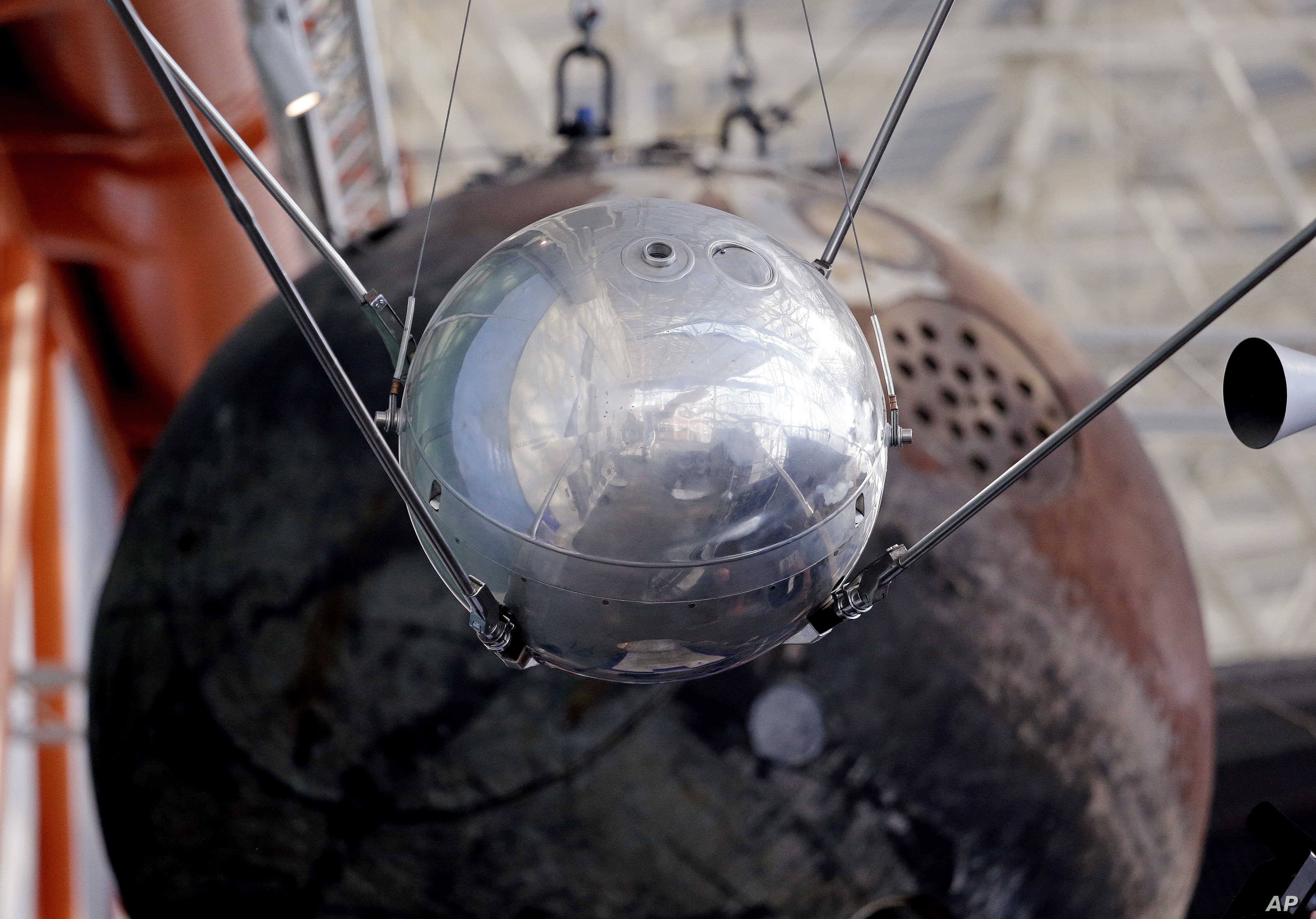 Declassified Documents Say US Knew Sputnik Was Soon to Orbit