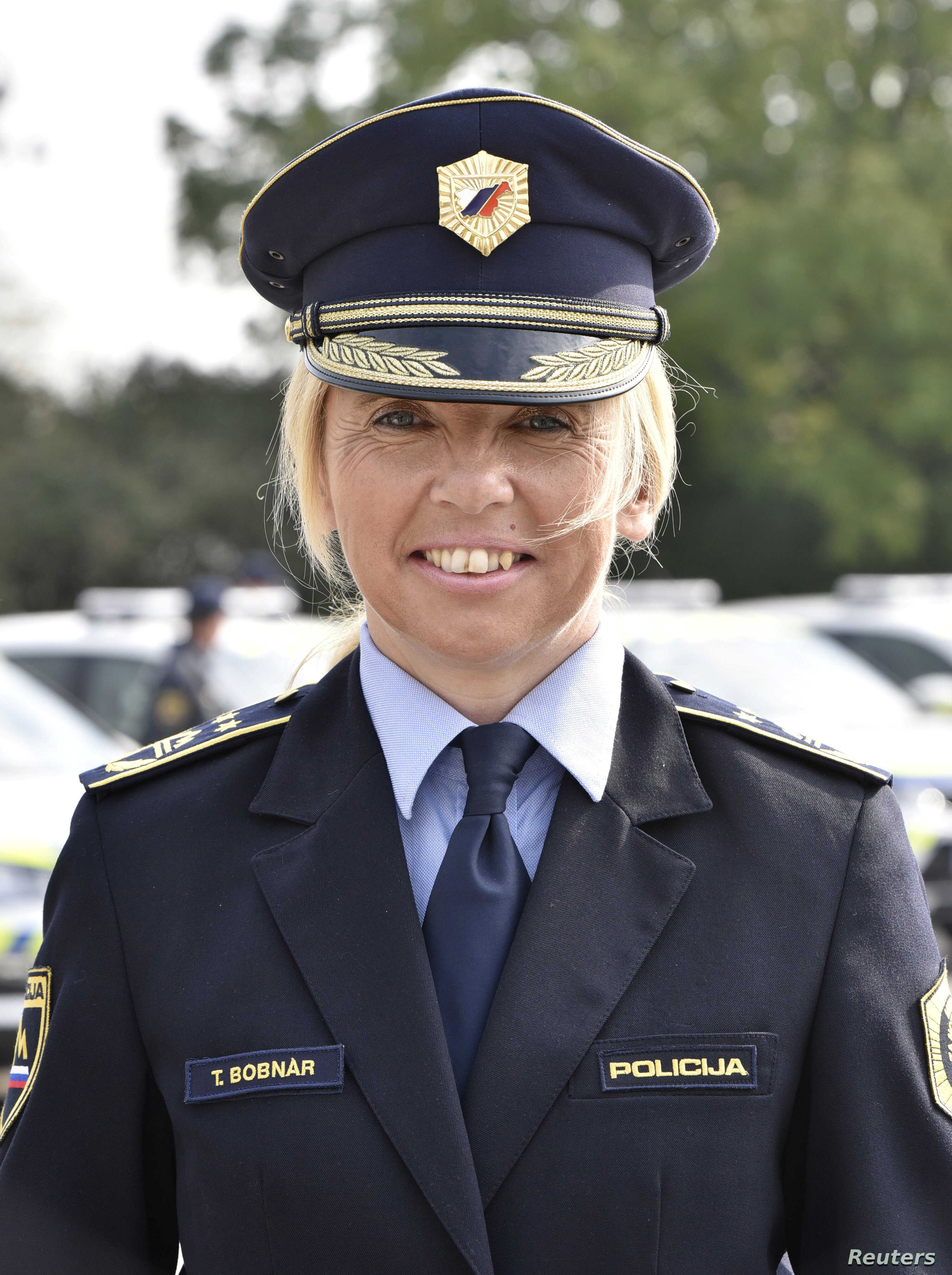 Slovenia Gets First Female Police Chief | Voice of America - English