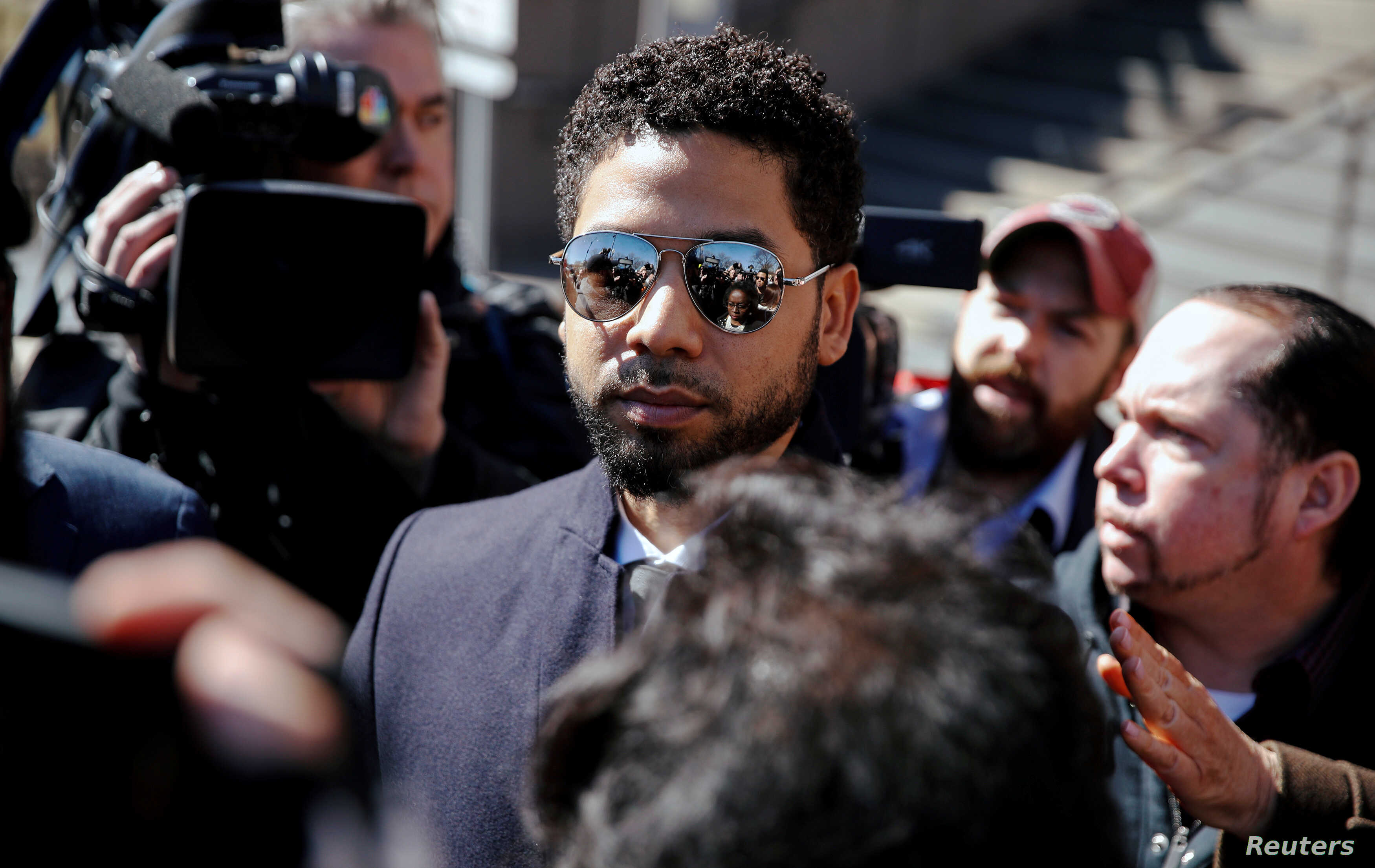 All Charges Dropped Against Actor Jussie Smollett | Voice of America