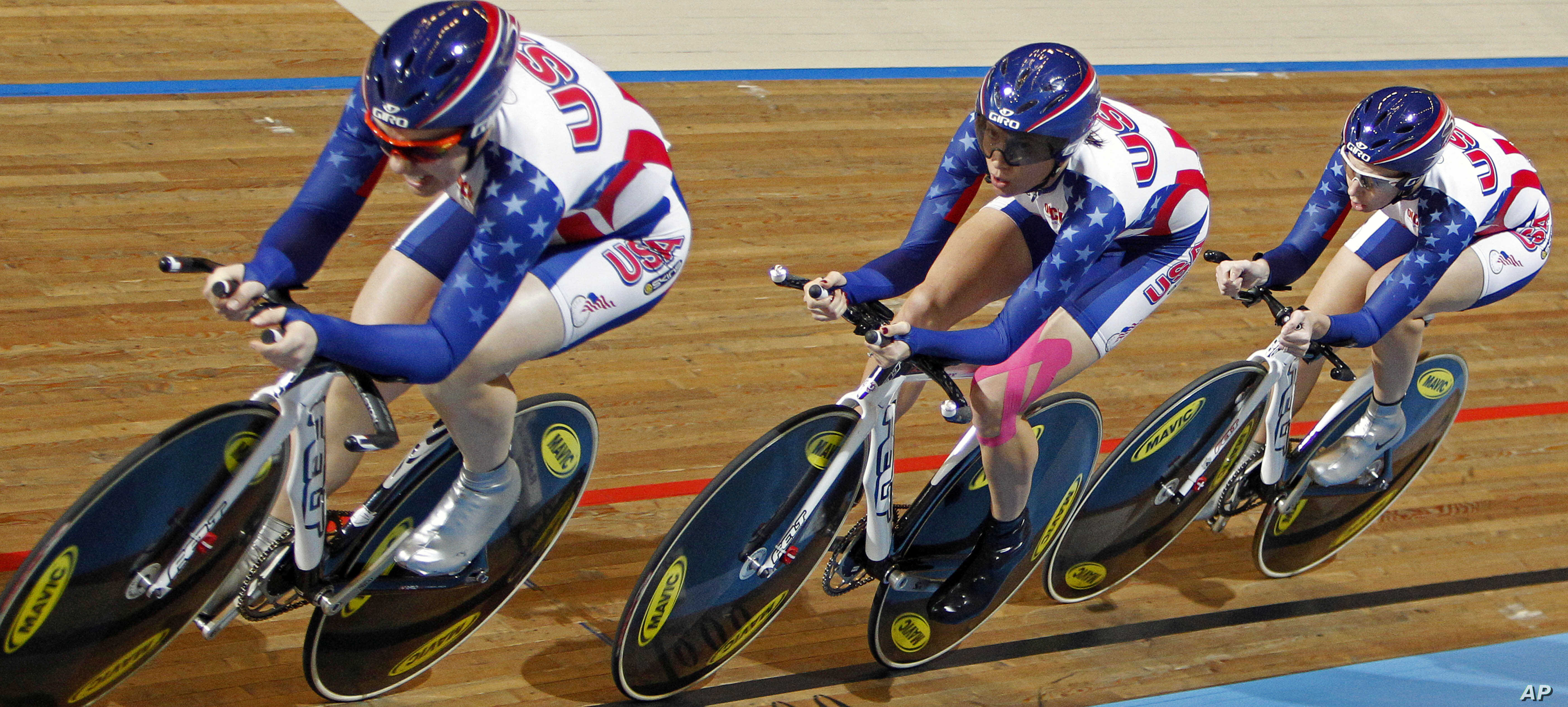 Netherlands Cycling Track Worlds