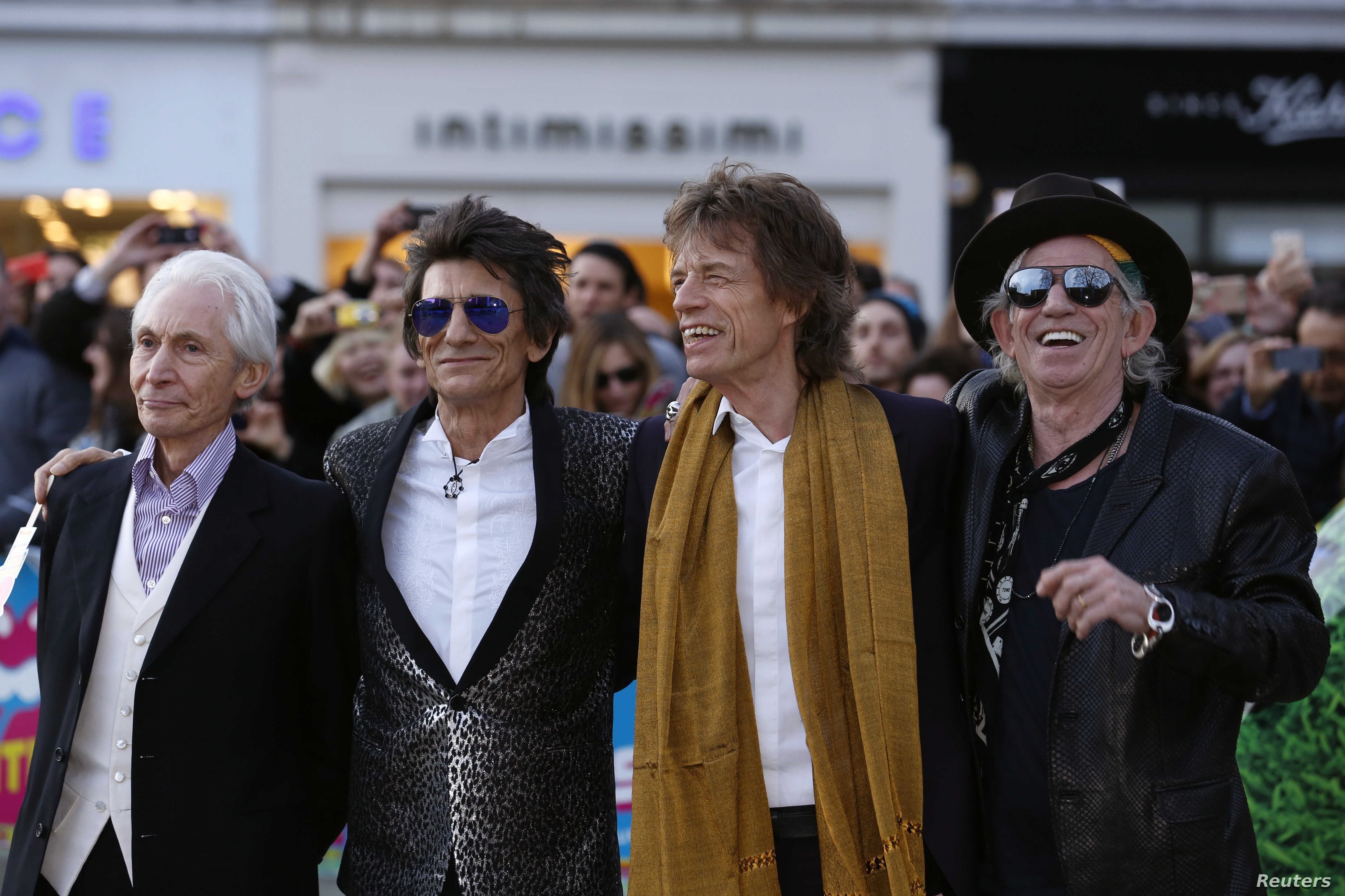 Rolling Stones Sign New Deal With Universal Music Group