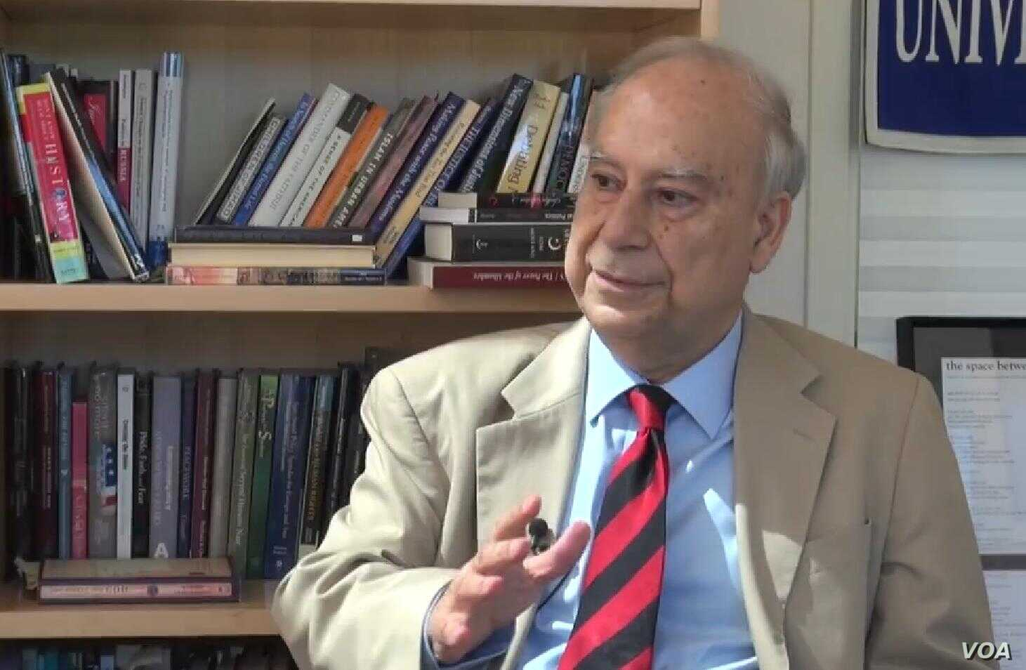 Islam, Identity and the West: A Conversation With Ambassador