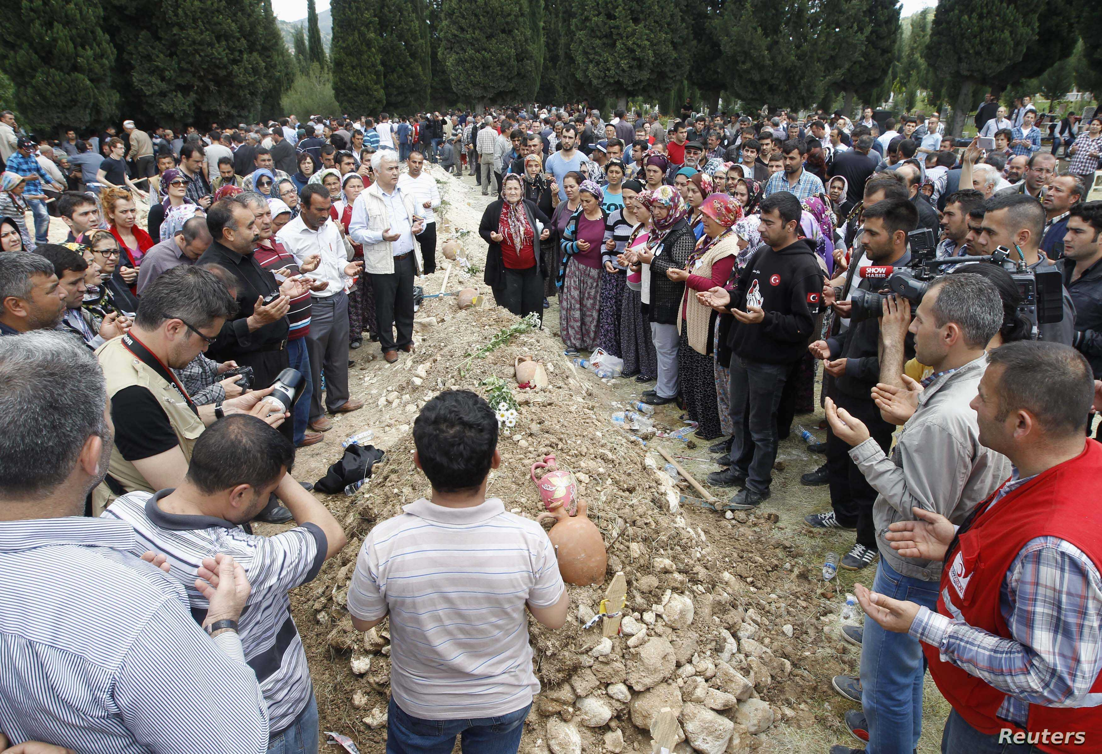 Q&A: What Can We Learn From Turkey Mine Disaster? | Voice of