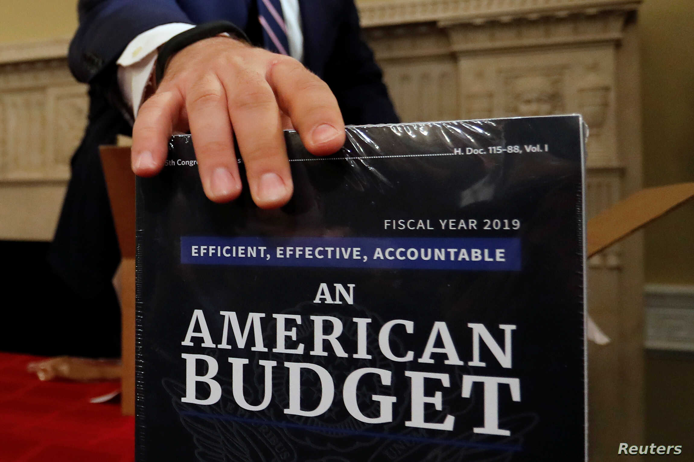 Agency-by-agency Highlights of Trump's 2019 Budget   Voice