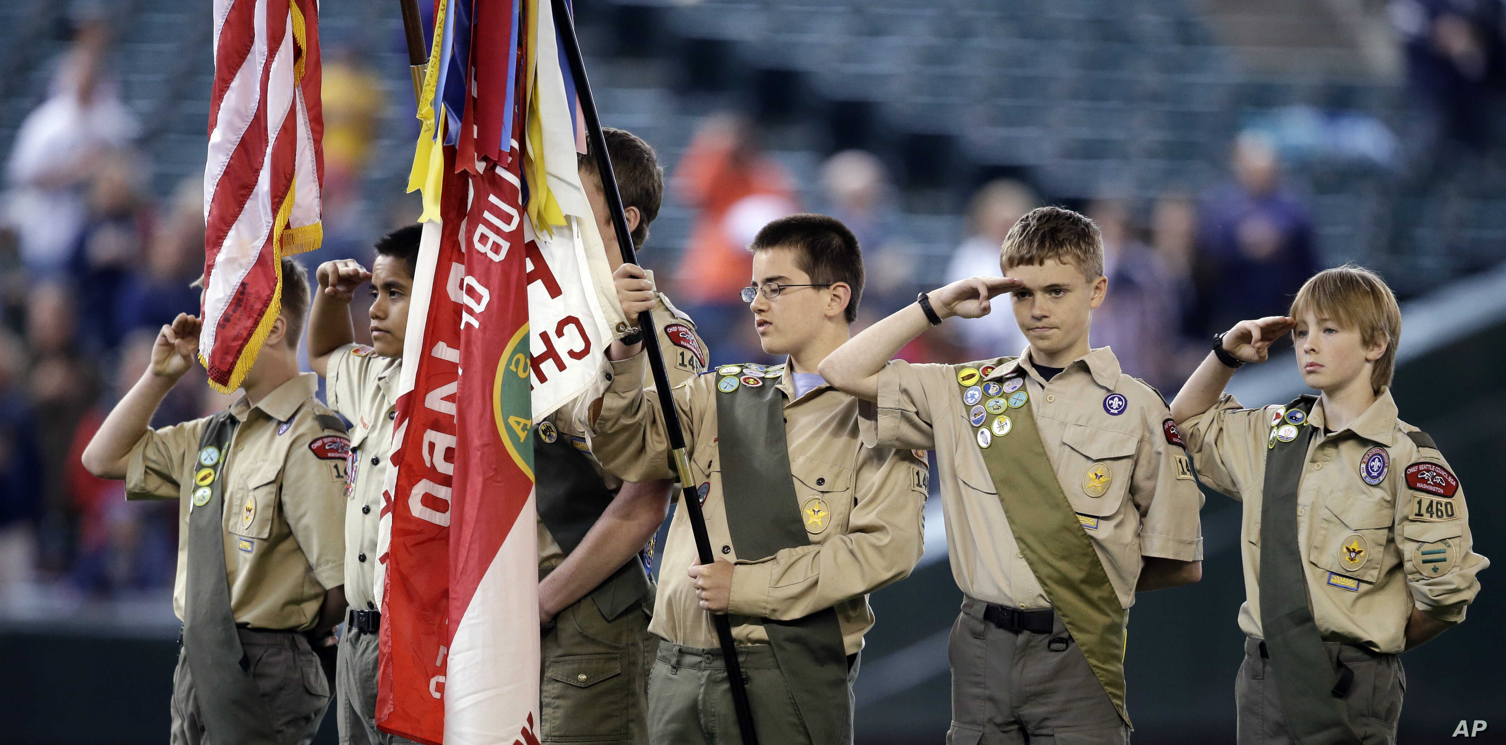 Accepting Girls a Welcome Change in Boy Scouts of America