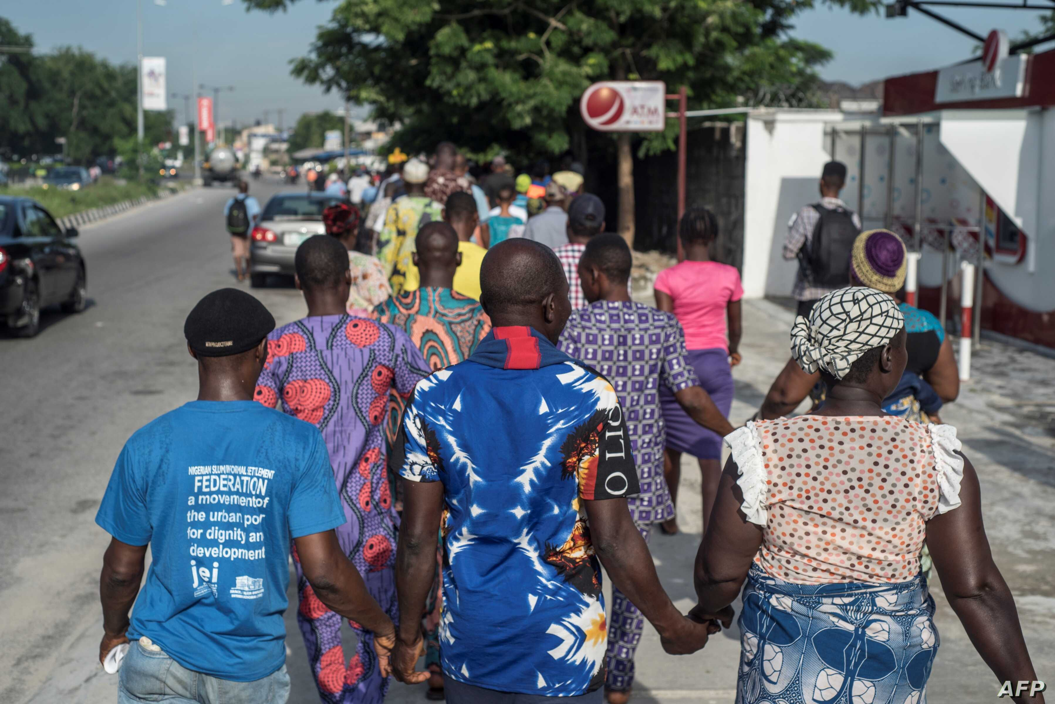 Visions Of Community 2015 Federation >> Nigerians Mourn Lives Lost To Violence Voice Of America English