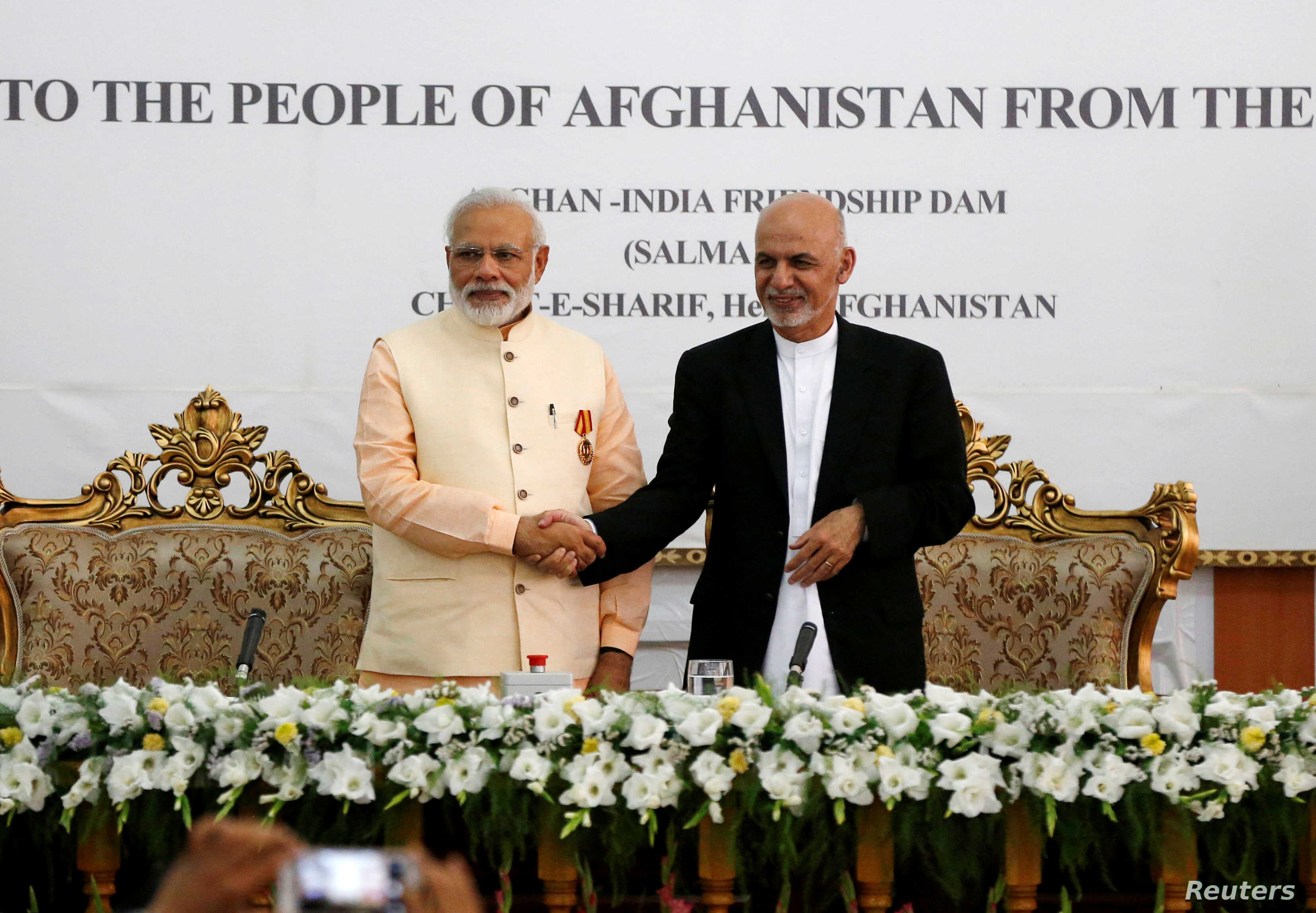 Iran Criticism of Afghan Dam Projects Draws Rebuke From Kabul
