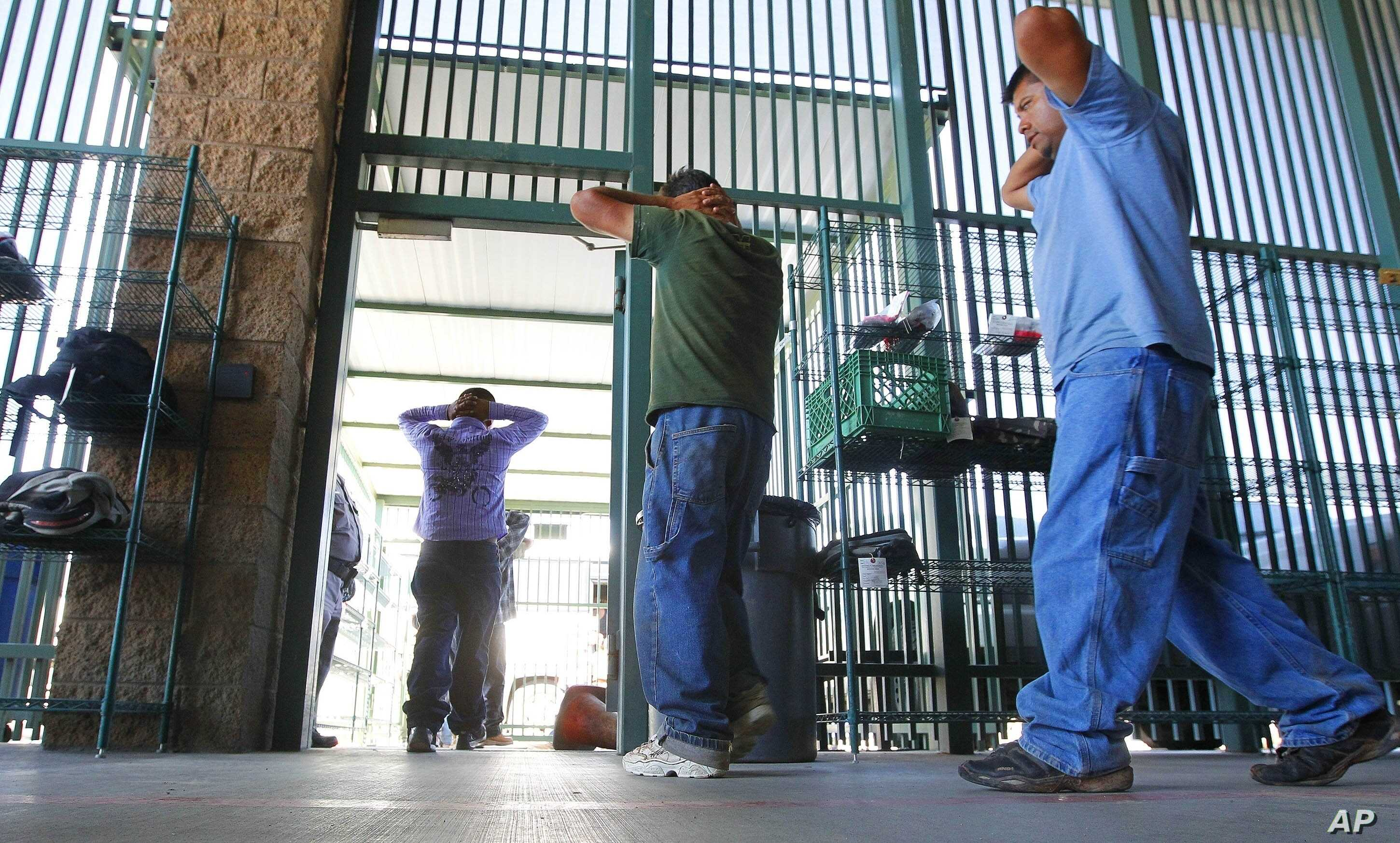 US Inspectors Alarmed Over Conditions at Immigrant Detention