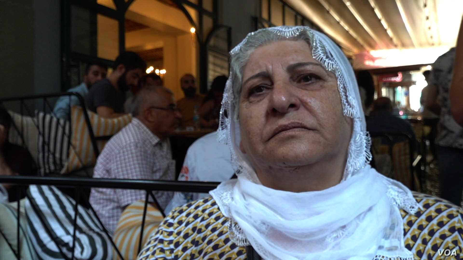 Halime Aydogan's husband disappeared during Turkish state war against Kurdish insurgents, for 15 years she has been protesting for find his remains and hold account those responsible.