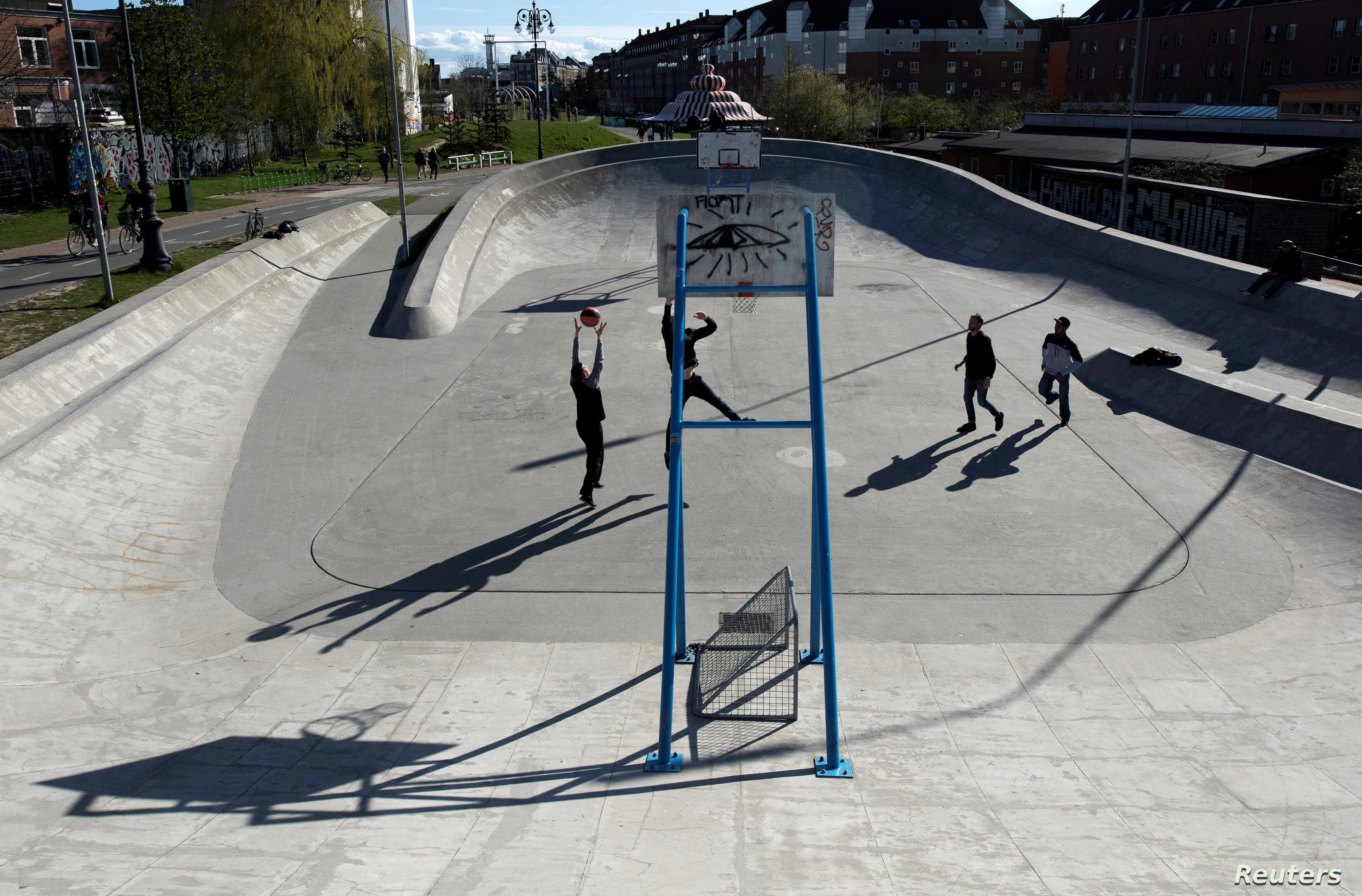 Danish Park Designed to Promote Tolerance Wins Architectural