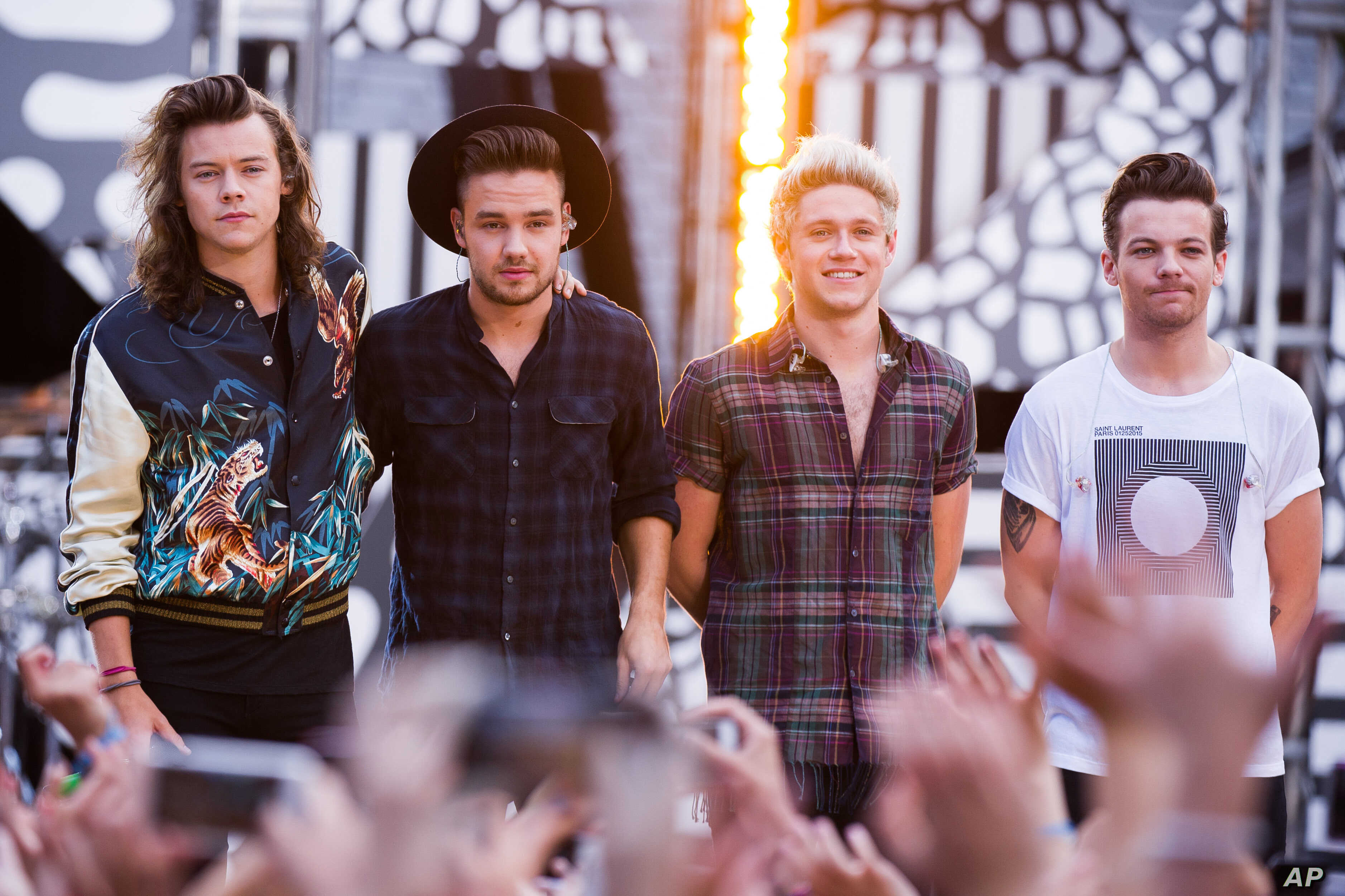 One Direction's Horan: Band to Take a Break, Not Splitting