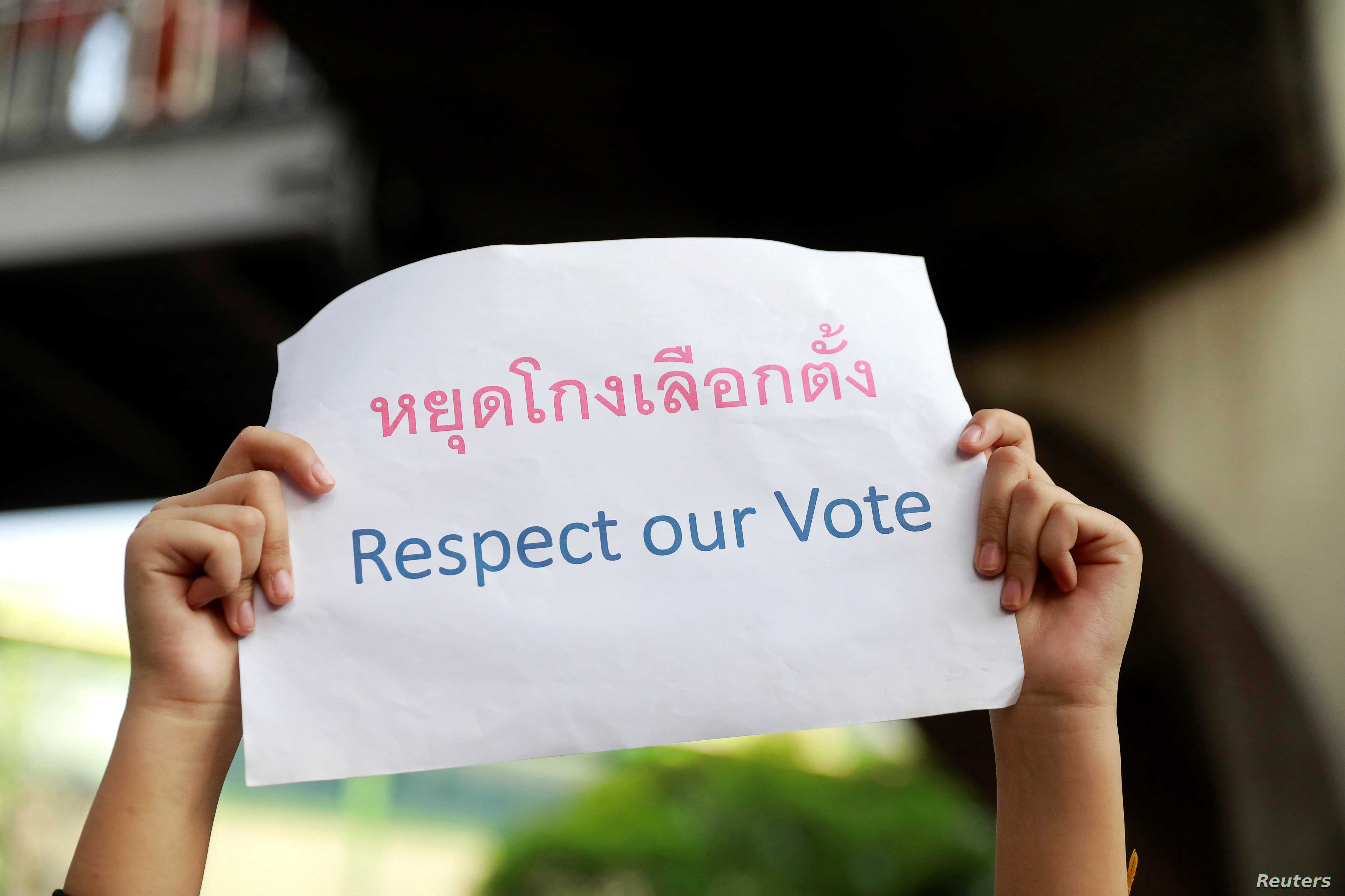 Thailand Braces for Lame Duck Government Once Election Tally