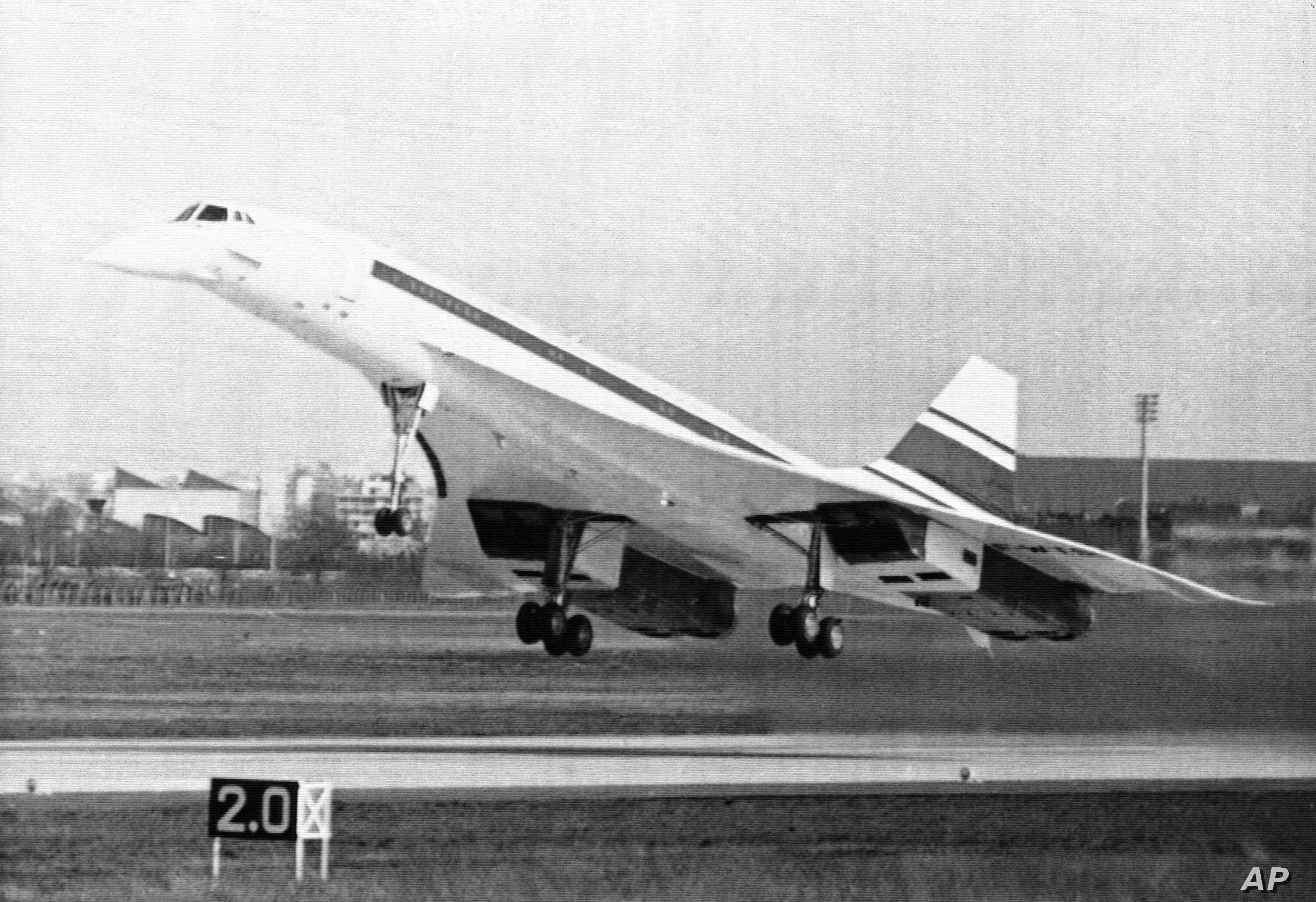 The End Of A Fantastic Era Look Back At Concorde