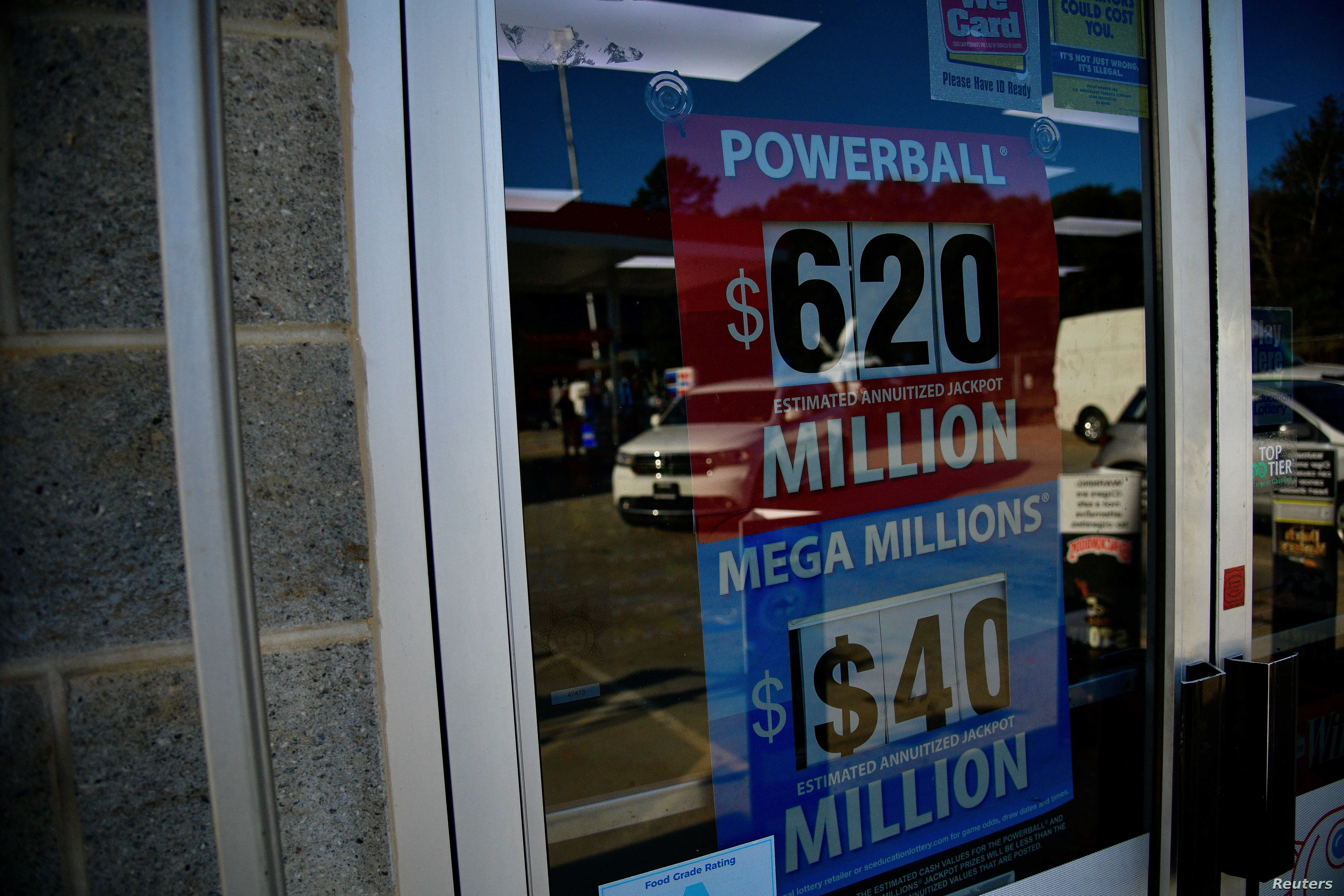 At Least Two Winning Powerball Tickets Sold | Voice of