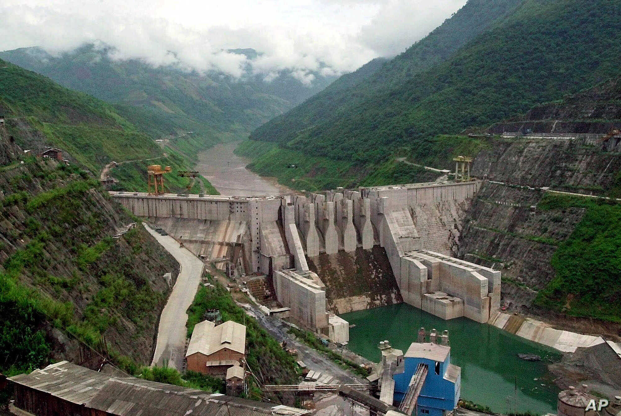 Image result for mekong hydro dams