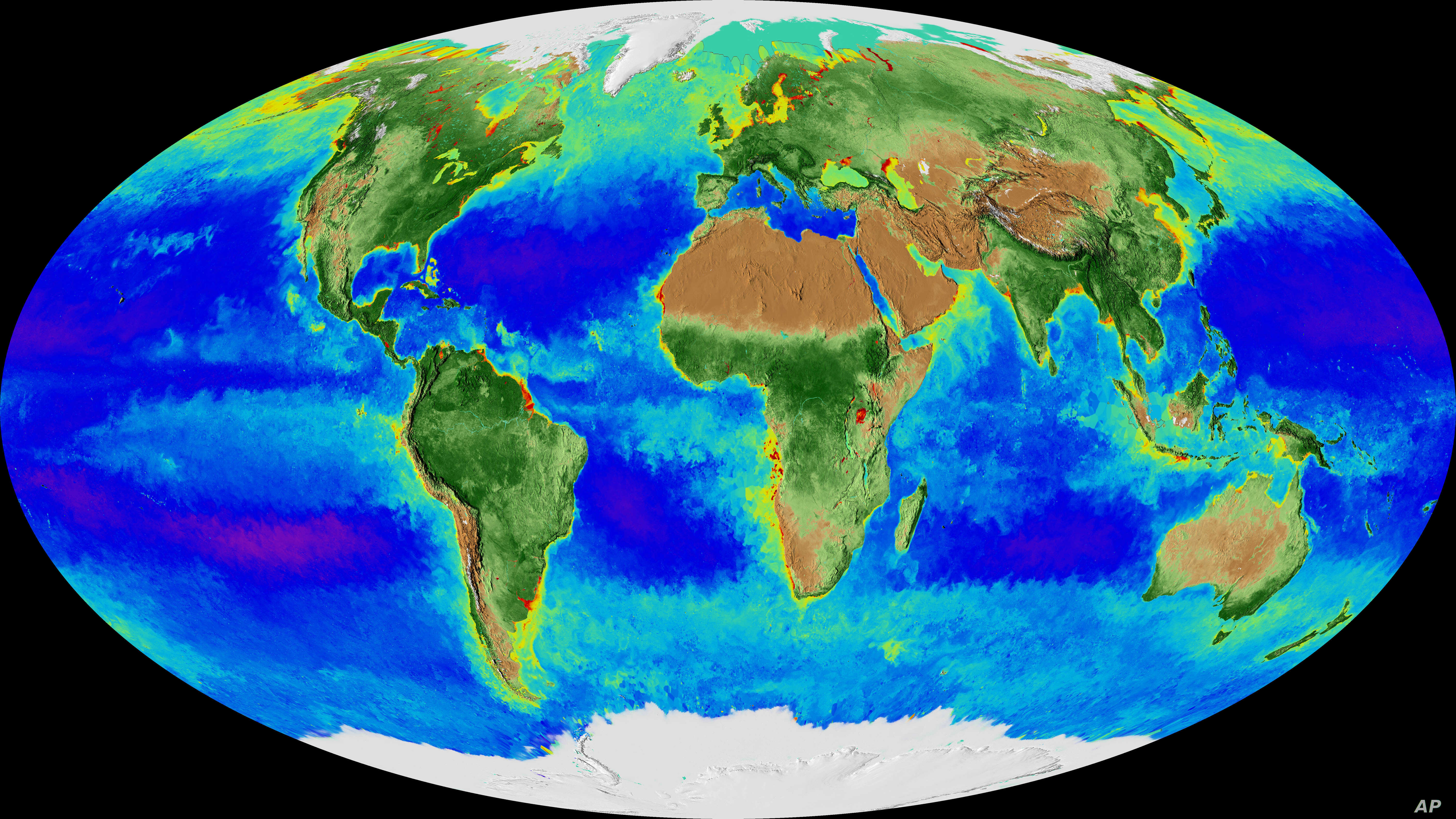 20 Years of Changing Seasons on Earth, Packed Into 2½ ... on global map india, satellite of earth, global satellite maps, aerial photography of earth, blackline of earth, gps of earth, globe of earth, global view of the earth, resources of earth, global climate earth, global maps of north pole, global map view, global map water, united states of earth, global maps live, radar of earth, global map light, global map continents, global hemisphere map, global earth map residential homes,