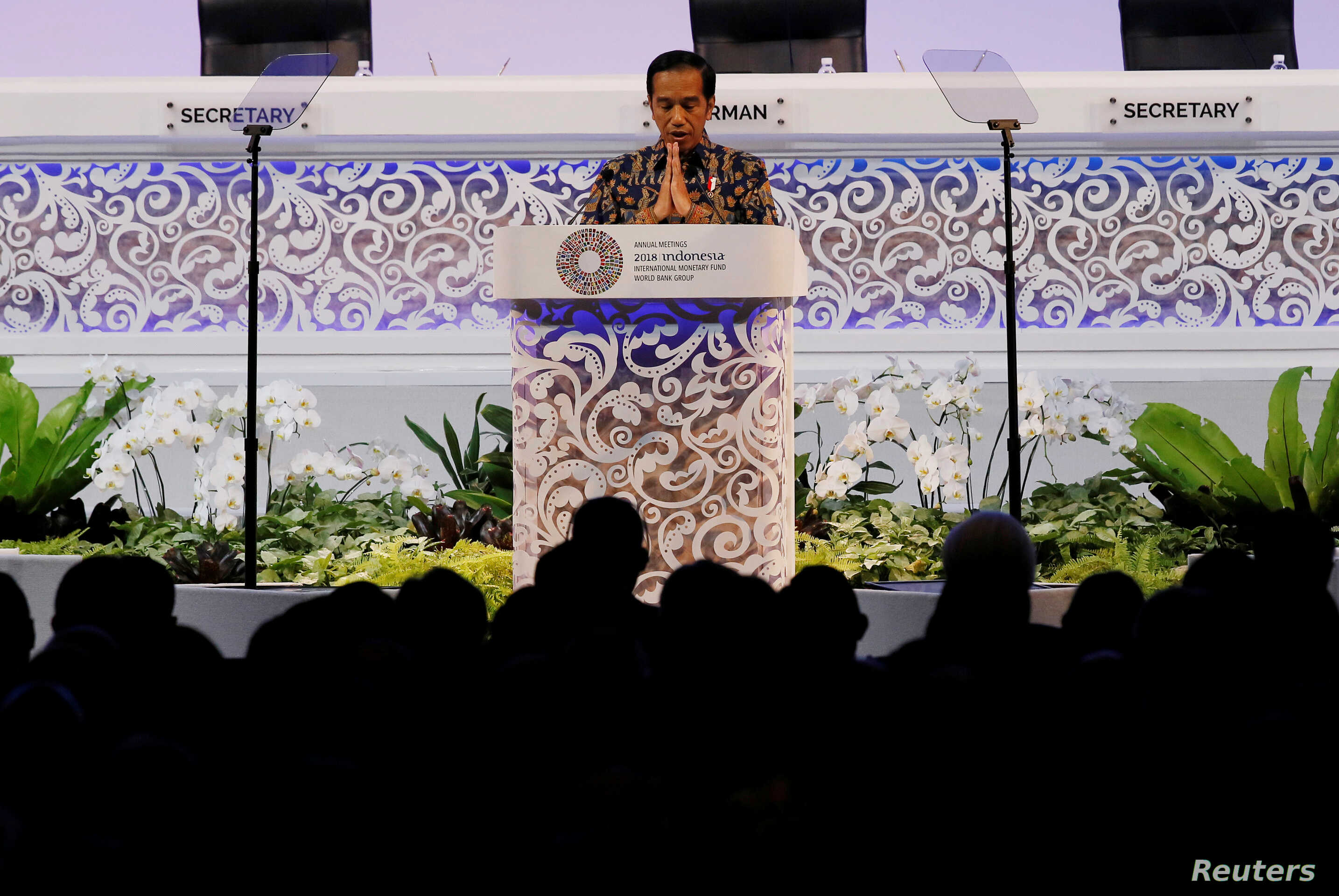 Winter Is Coming': Indonesia Warns World Finance Leaders