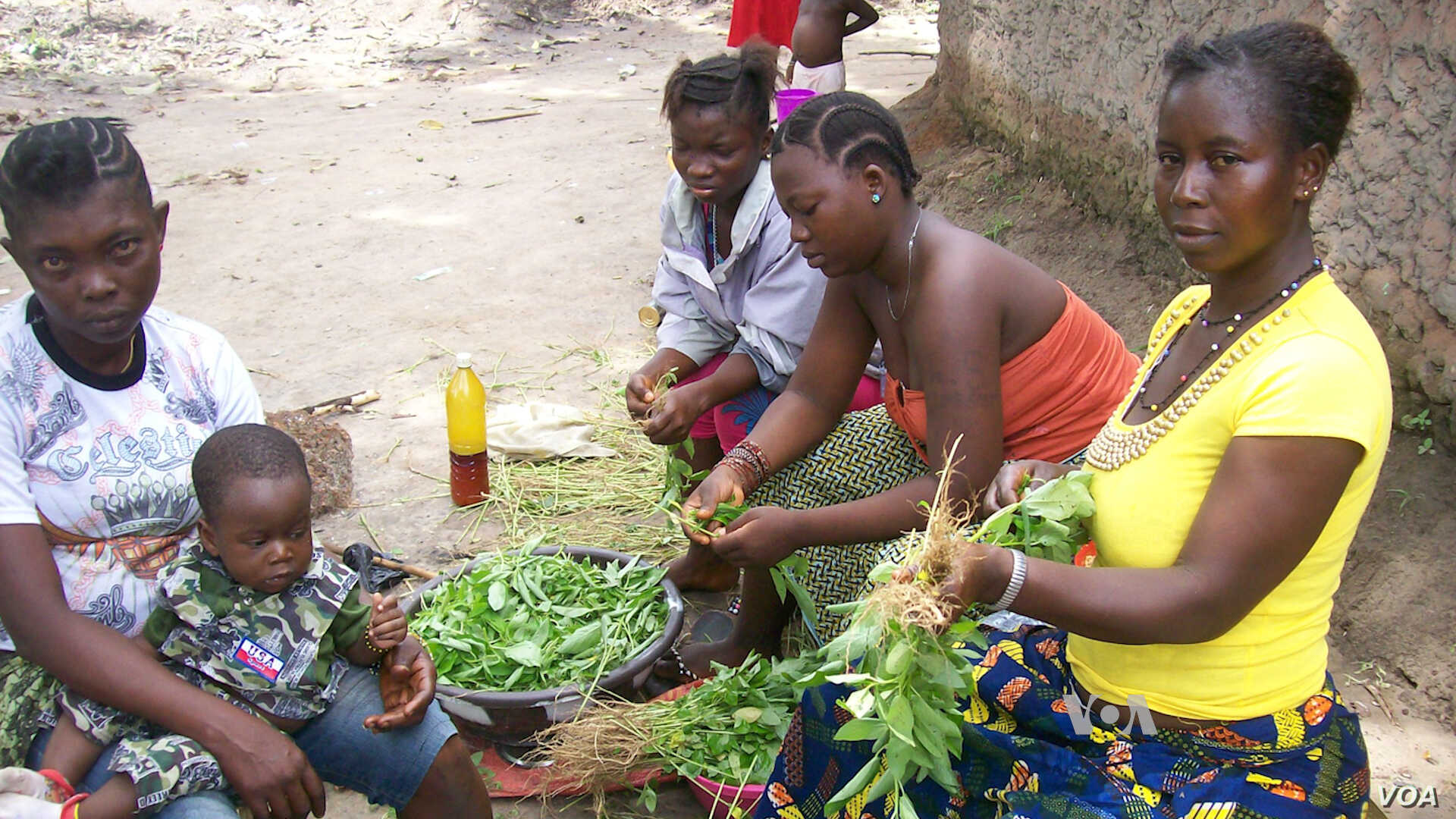 """Action Africa strives to empower women because they """"pull the community up,"""" says organization founder Chris Egbulem. (Photo: Courtesy Action Africa)"""