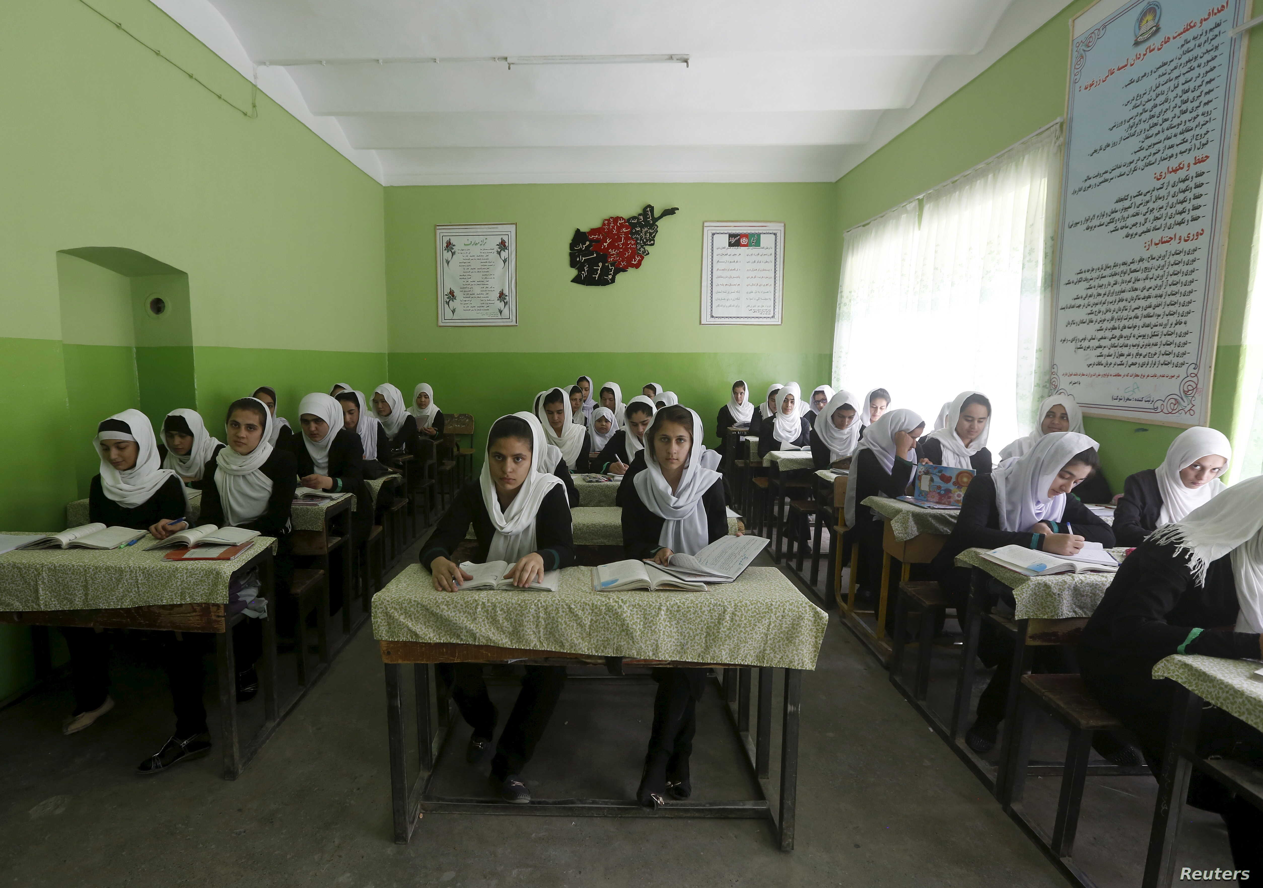IS Deprives Thousands of Children of Education in Afghan Province