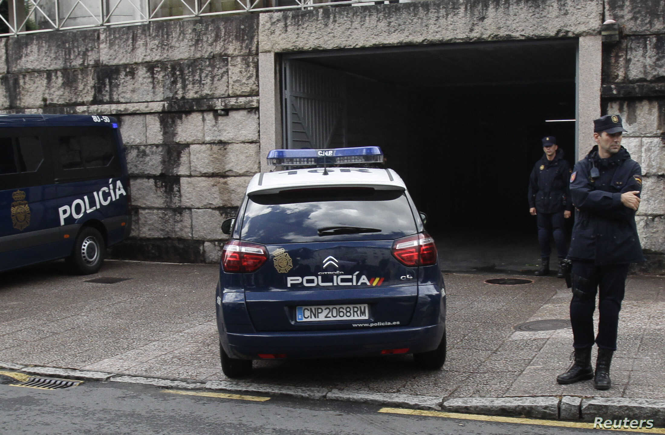 Spanish Train Driver Charged With Homicide | Voice of