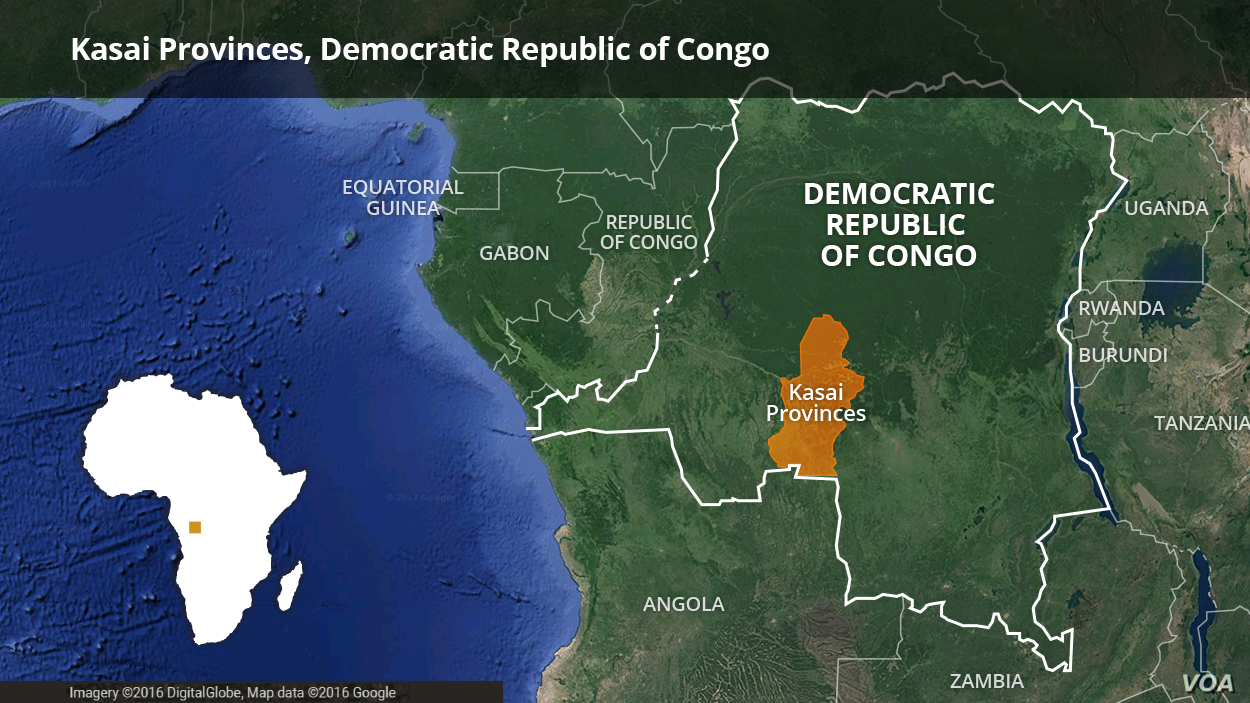UN Sees a Path to Peace in Congo's Kasai Region