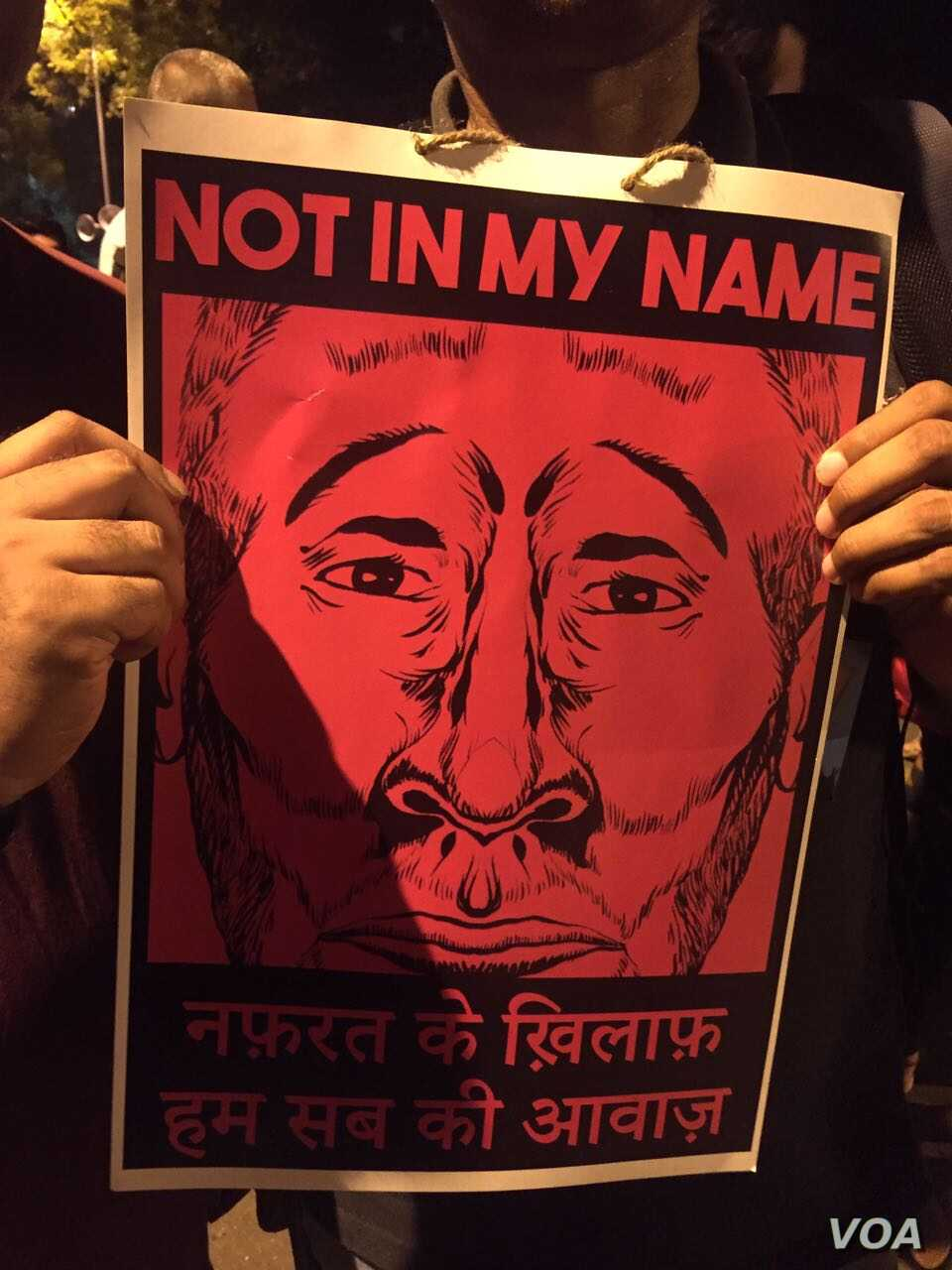 Indian Citizens Protest Mob Attacks Targeting Muslims, Lower Castes