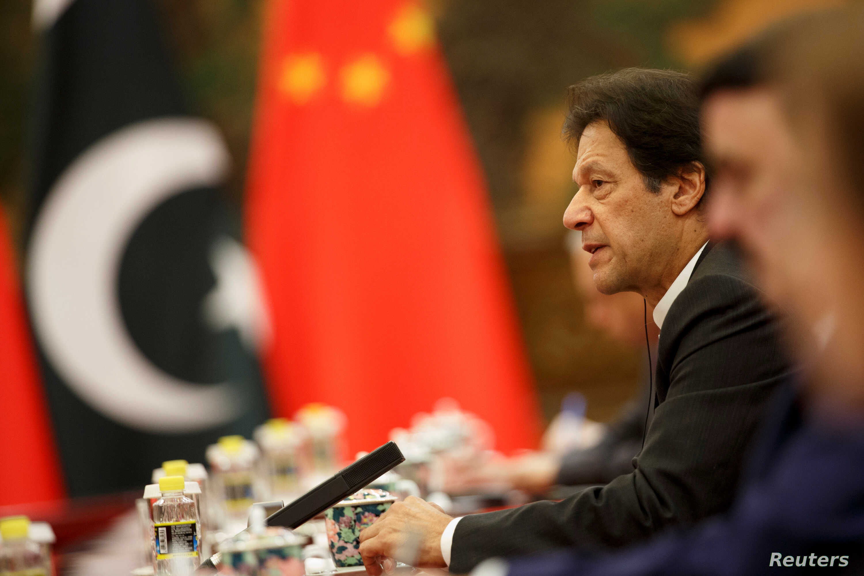 Pakistani PM Visits China as Fiscal Crisis Looms | Voice of America