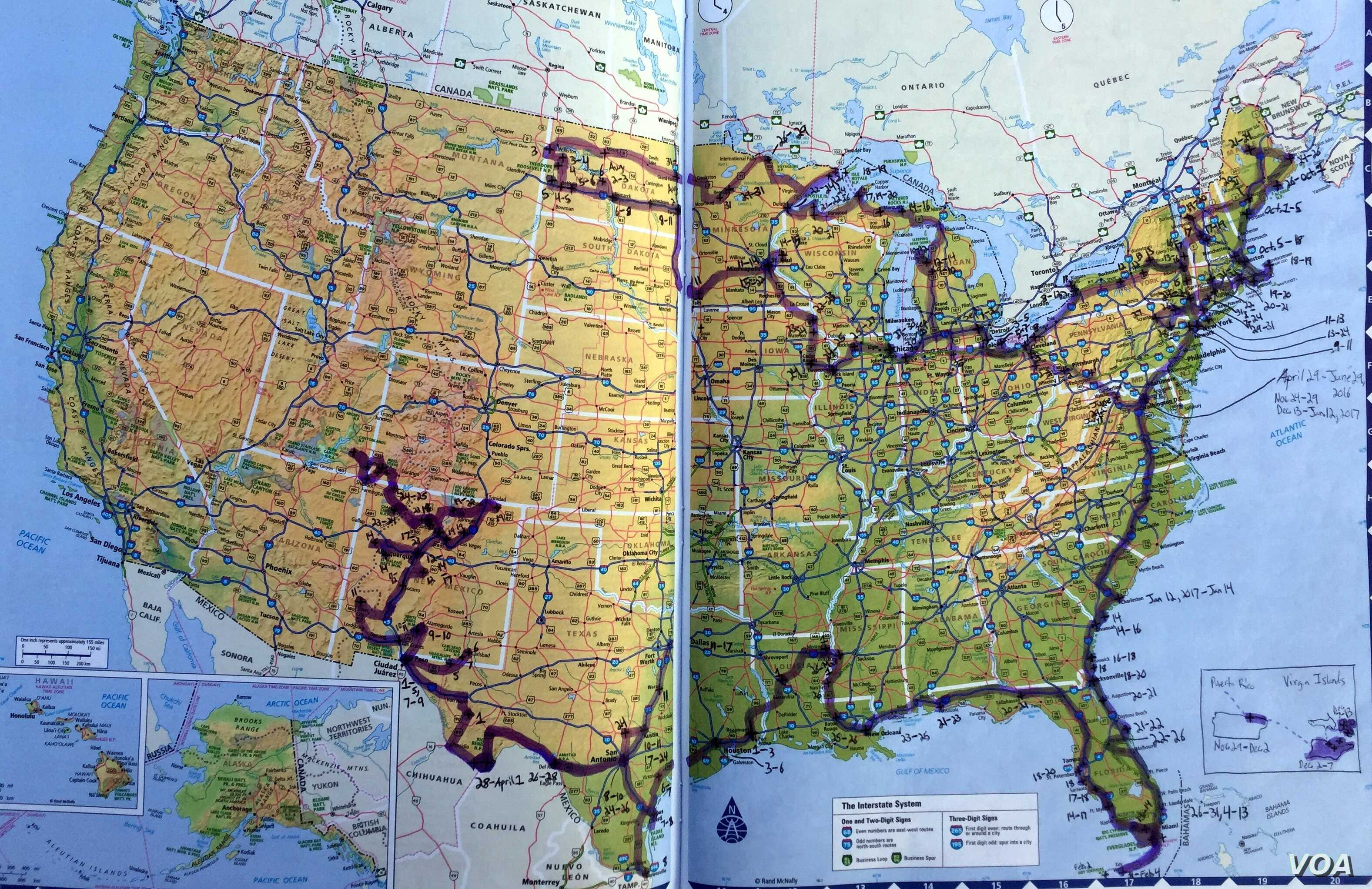 Road Trip Milestone: 139 US National Parks Visited, 278 to Go ...