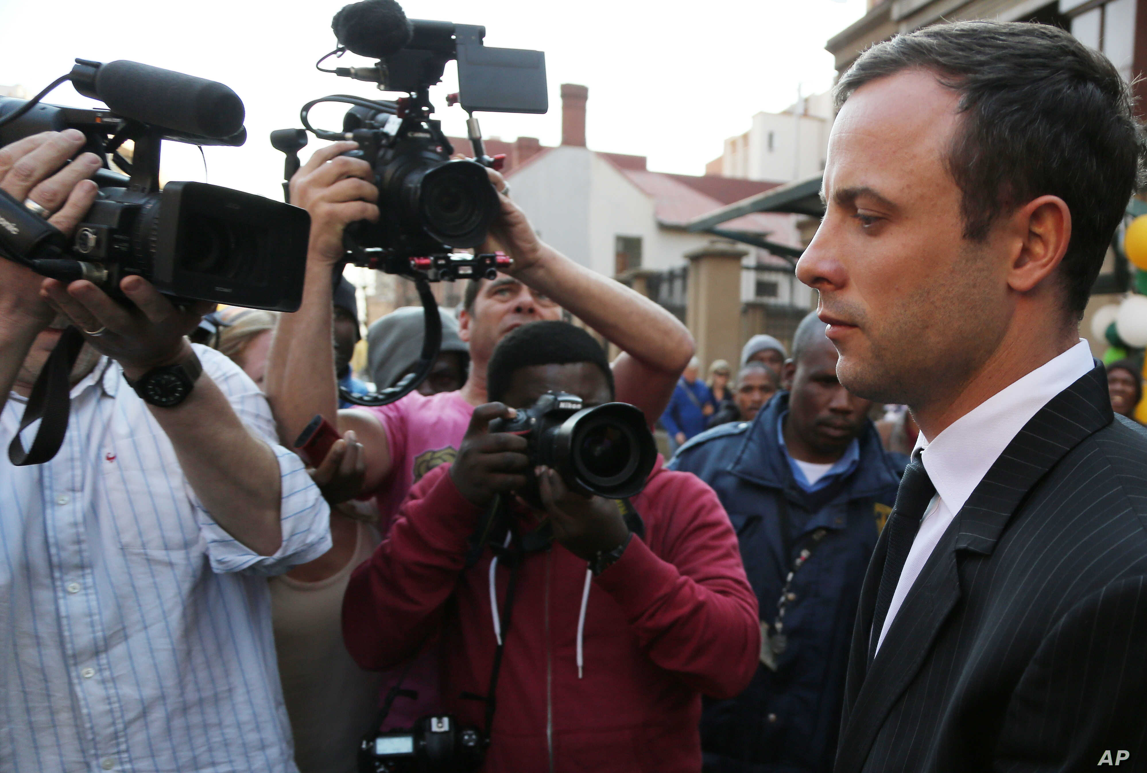 S  Africa's Criminal Legal System on Trial With Pistorius